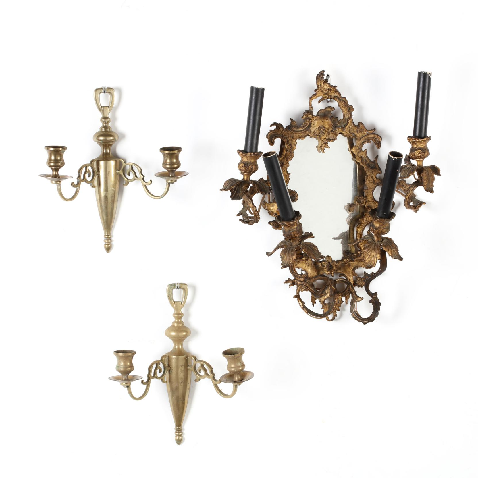 three-vintage-wall-sconces