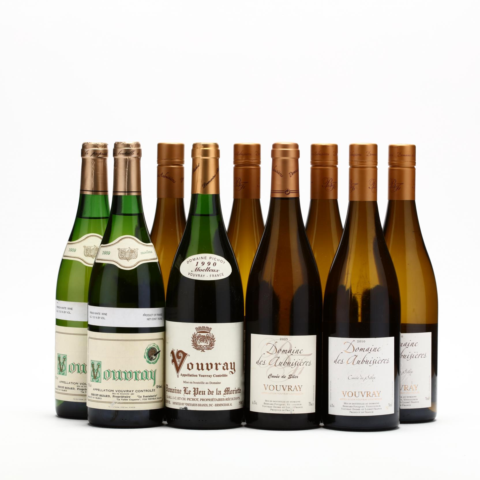 1989-1990-2005-2010-vouvray