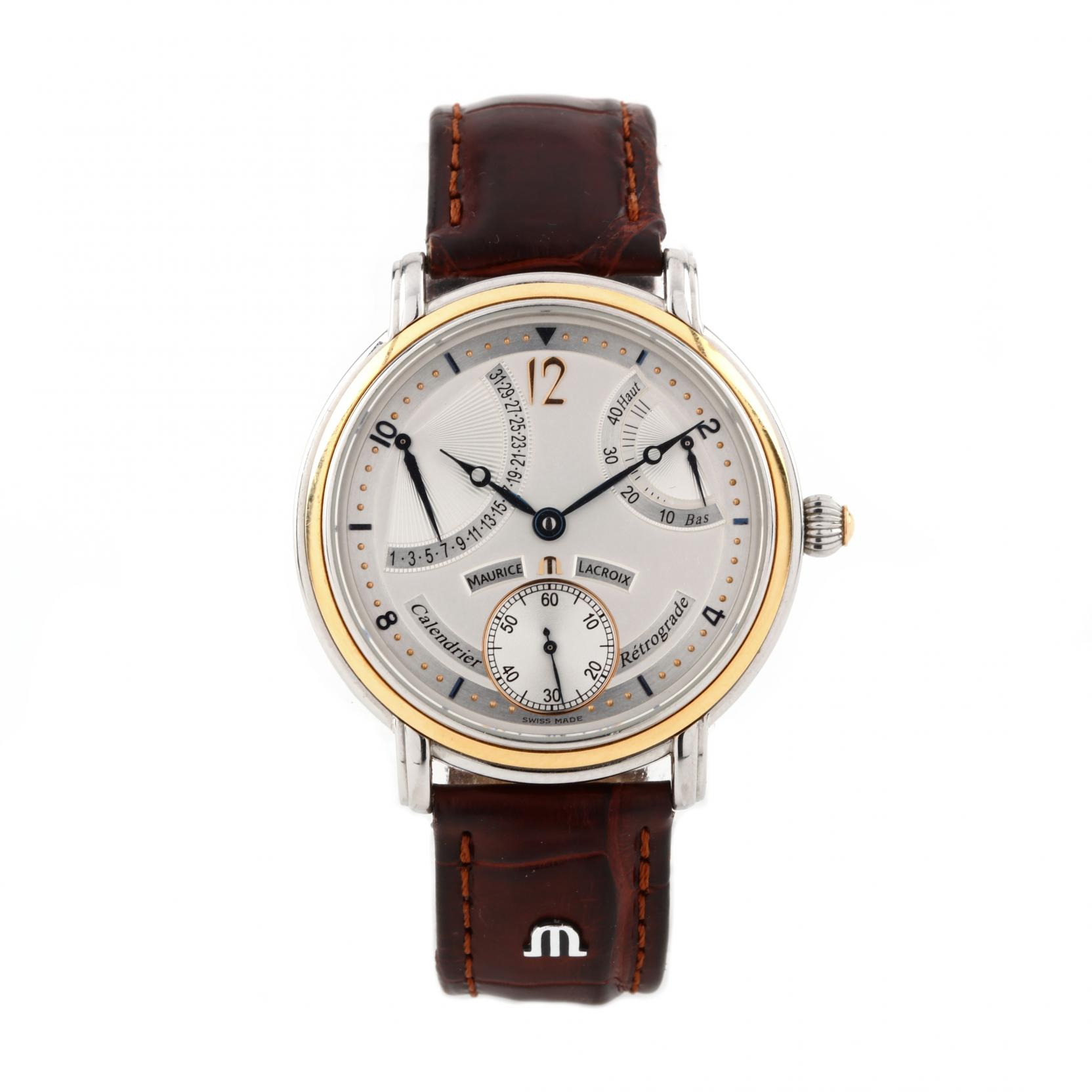 gent-s-stainless-steel-and-18kt-gold-calendrier-retrograde-watch-maurice-lecroix