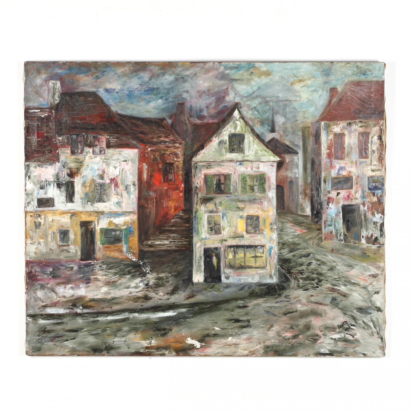 anette-thorup-20th-century-city-street-scene
