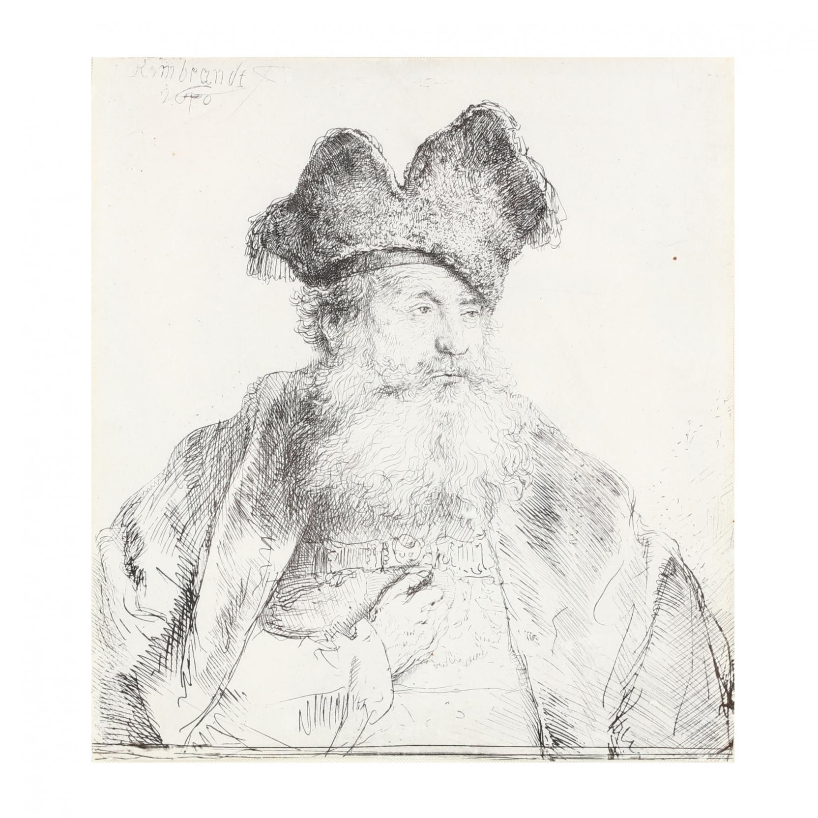 rembrandt-van-rijn-dutch-1606-1669-i-old-man-with-a-divided-fur-cap-i