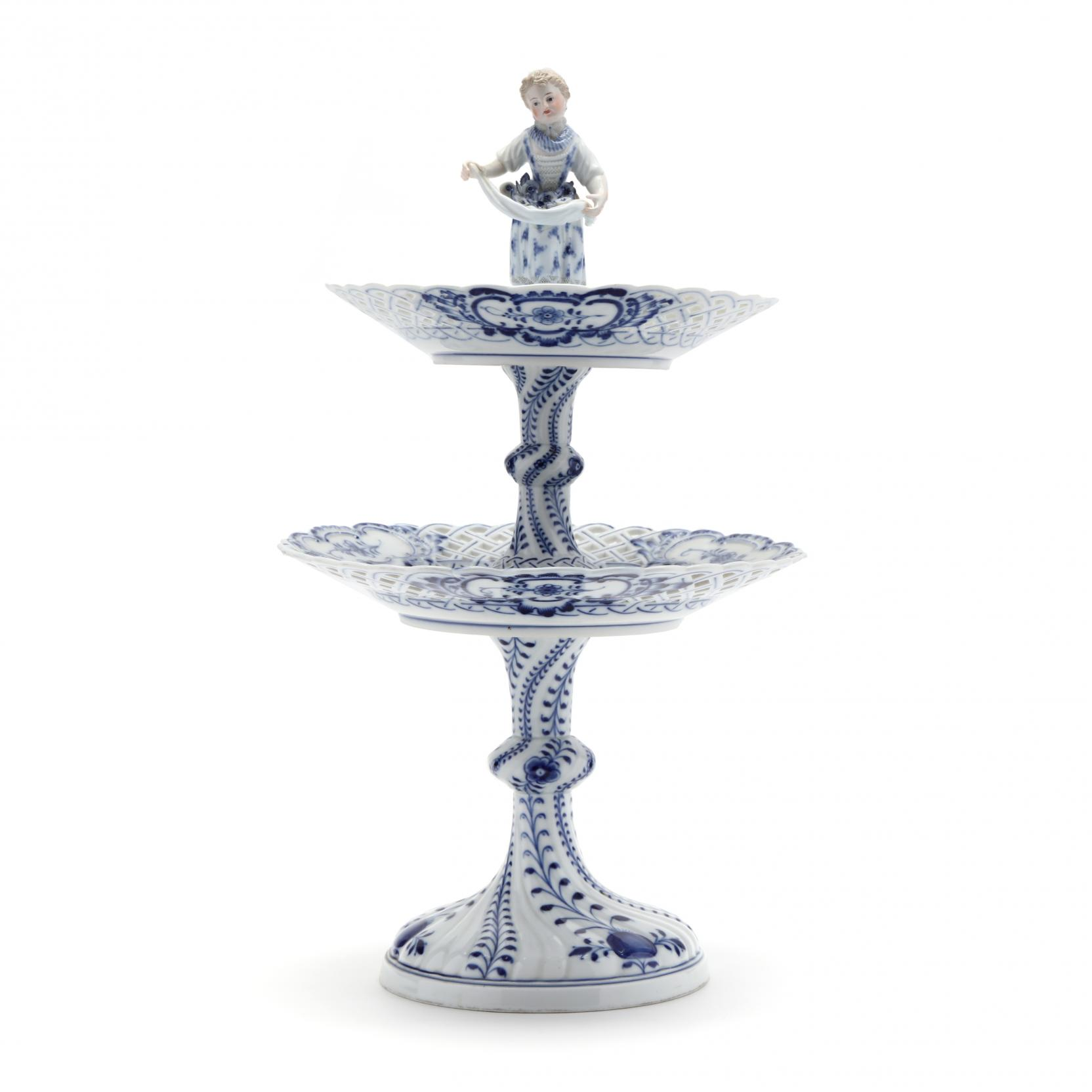 a-meissen-two-tier-dessert-stand