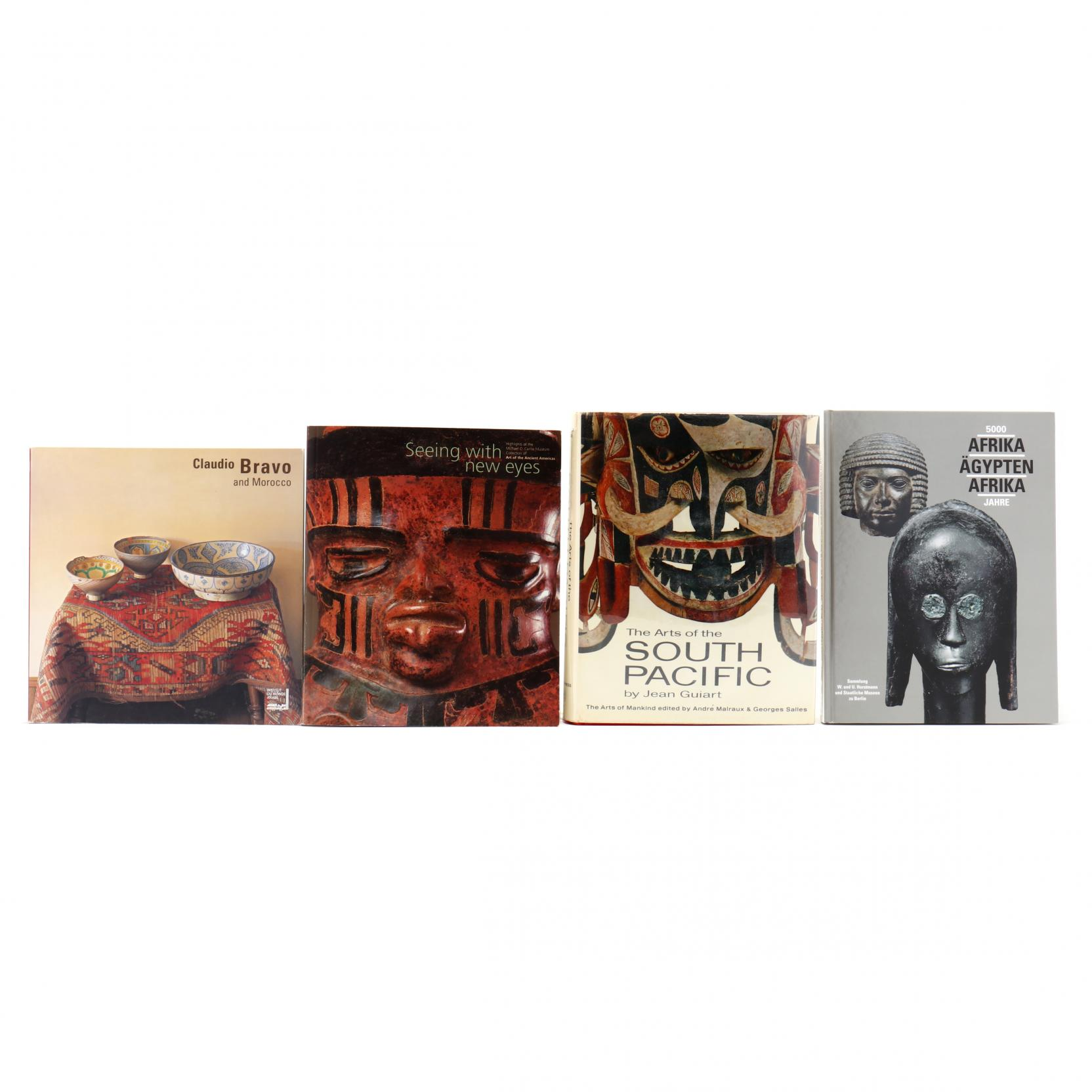 eight-titles-on-african-and-oceanic-art-plus-seven-issues-of-i-tribal-i-magazine