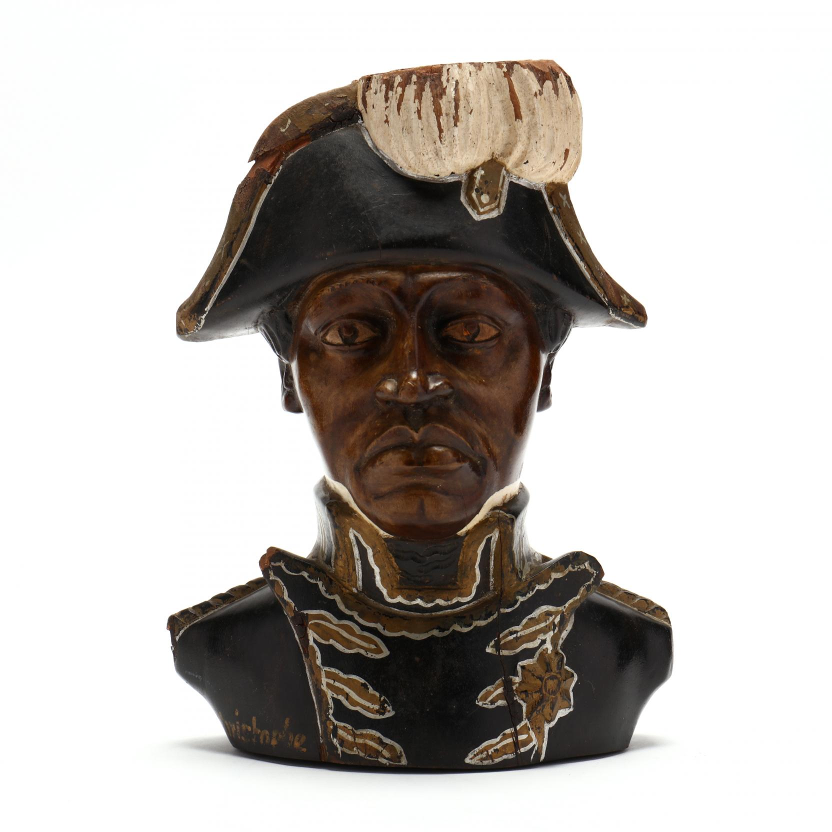 hatian-colonial-carved-bust-of-henri-christophe