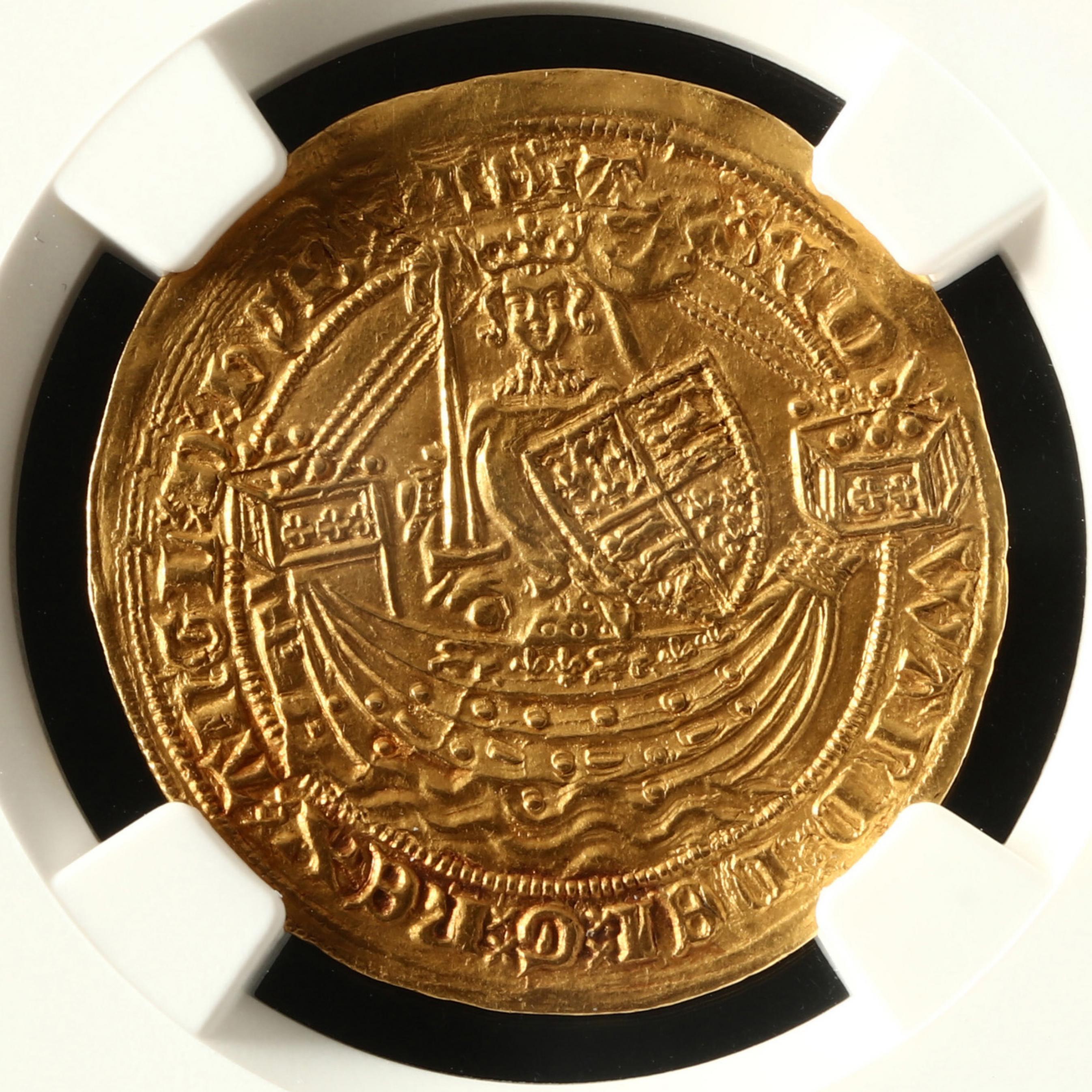 england-edward-iii-1361-1369-gold-half-noble-ngc-ms63