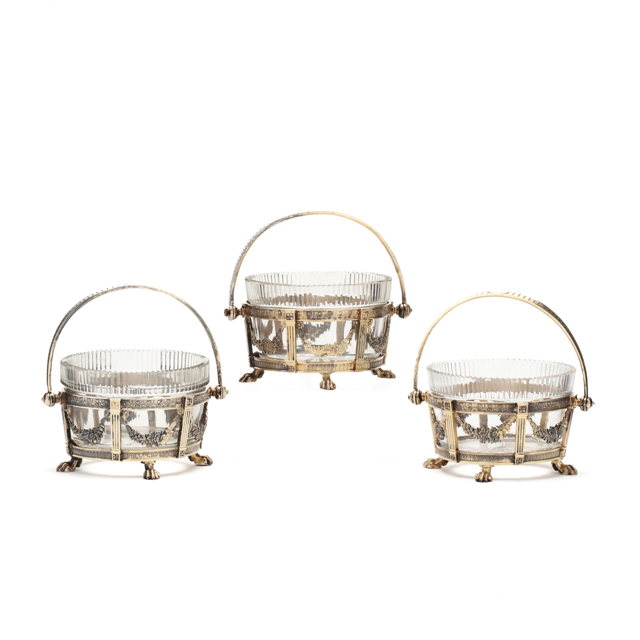 three-russian-silver-baskets-with-glass-liners-mark-of-ovchinnikov