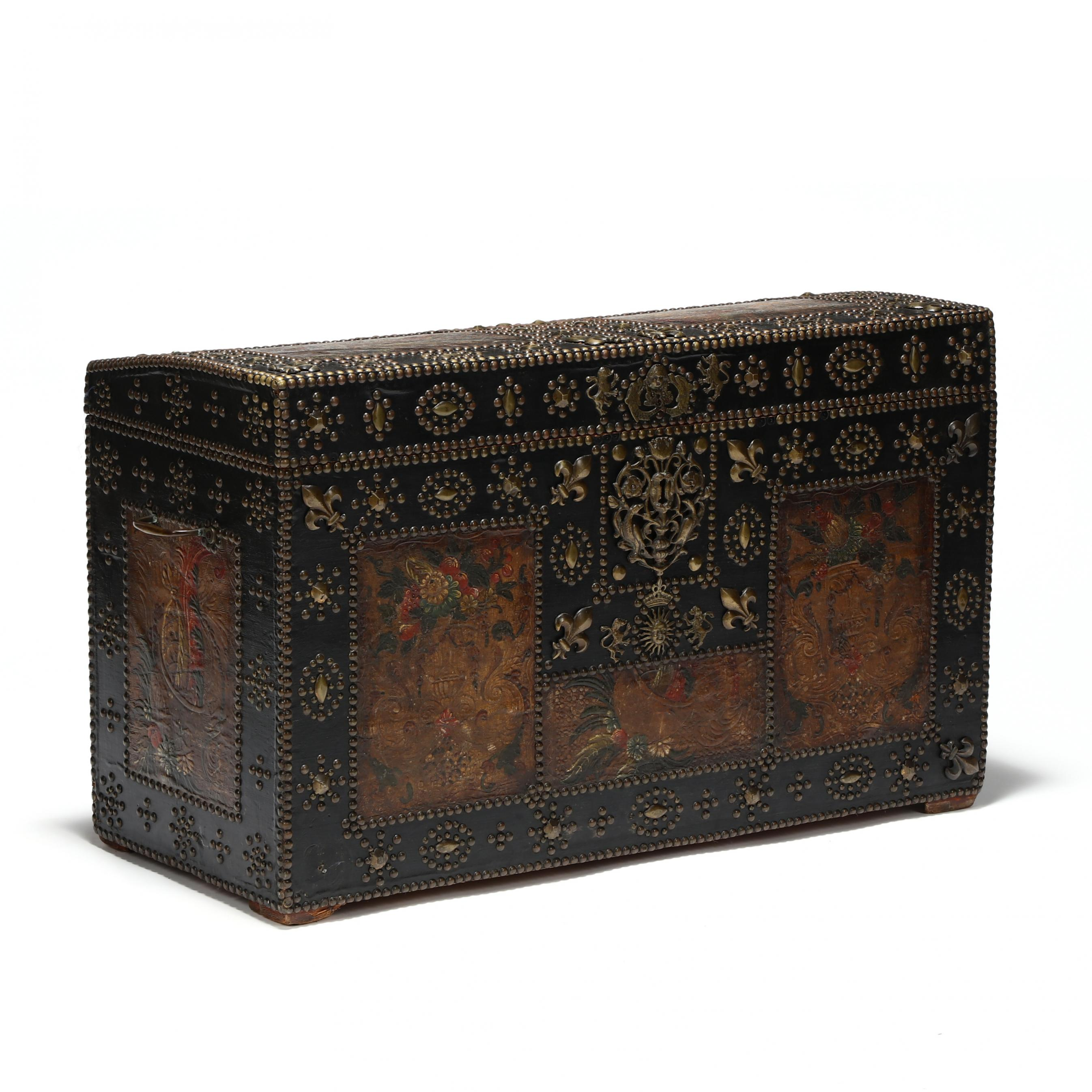 continental-canvas-wrapped-dowry-chest