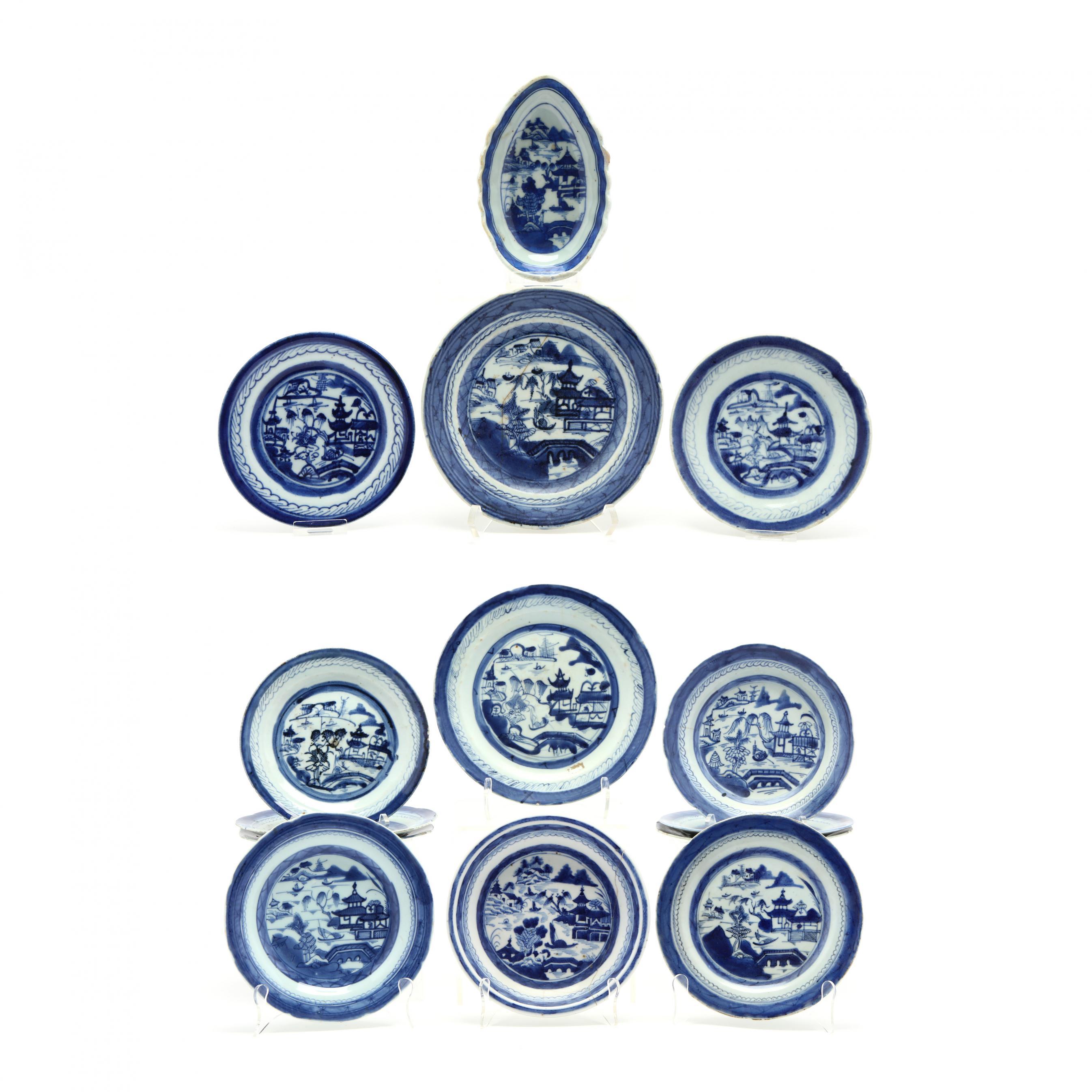 14-pieces-of-canton-porcelain