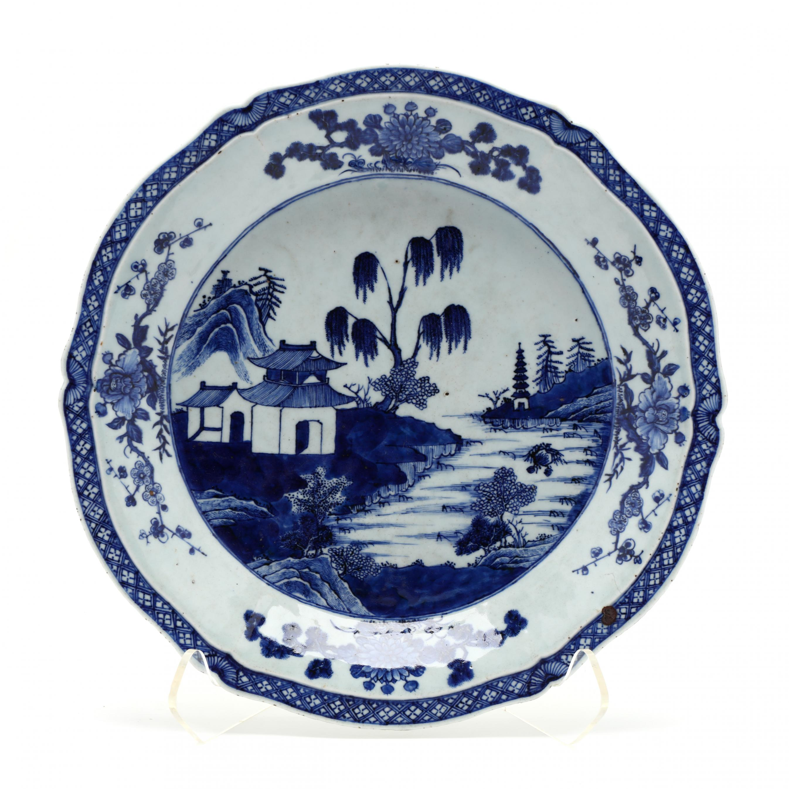 antique-chinese-export-porcelain-charger