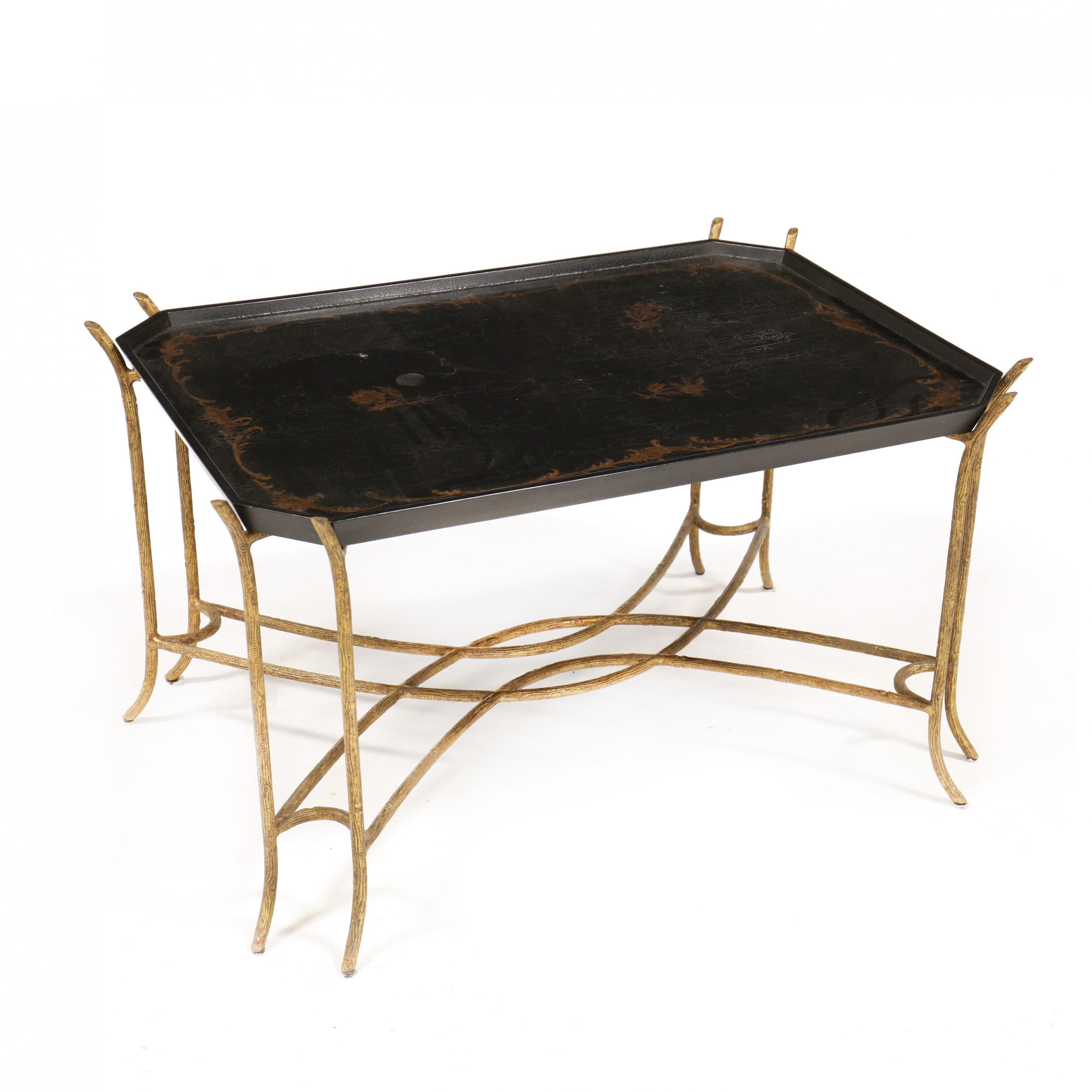designer-tray-top-faux-bois-coffee-table