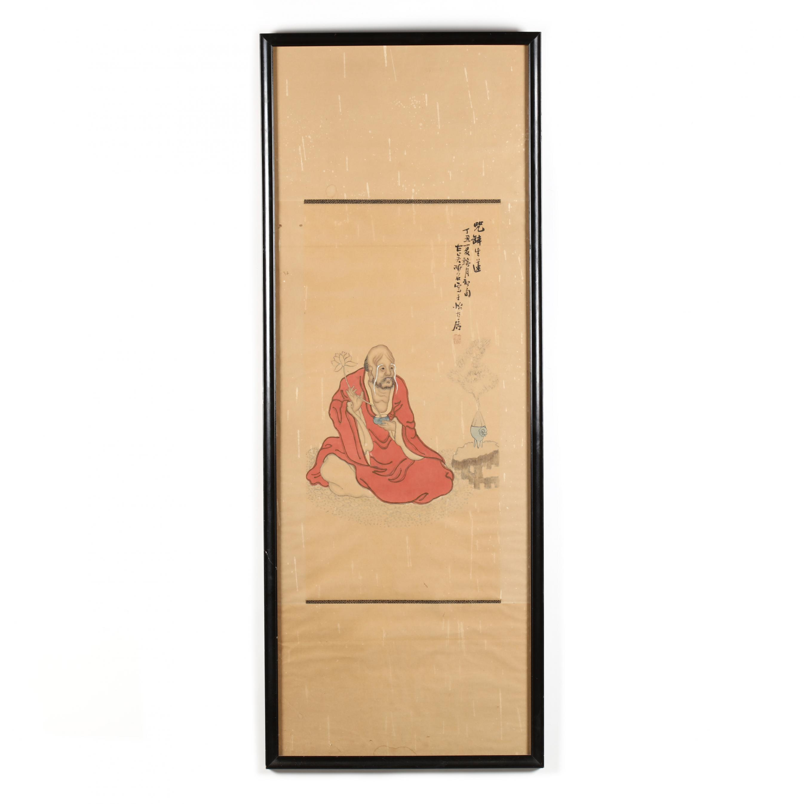 a-chinese-painting-of-a-sage