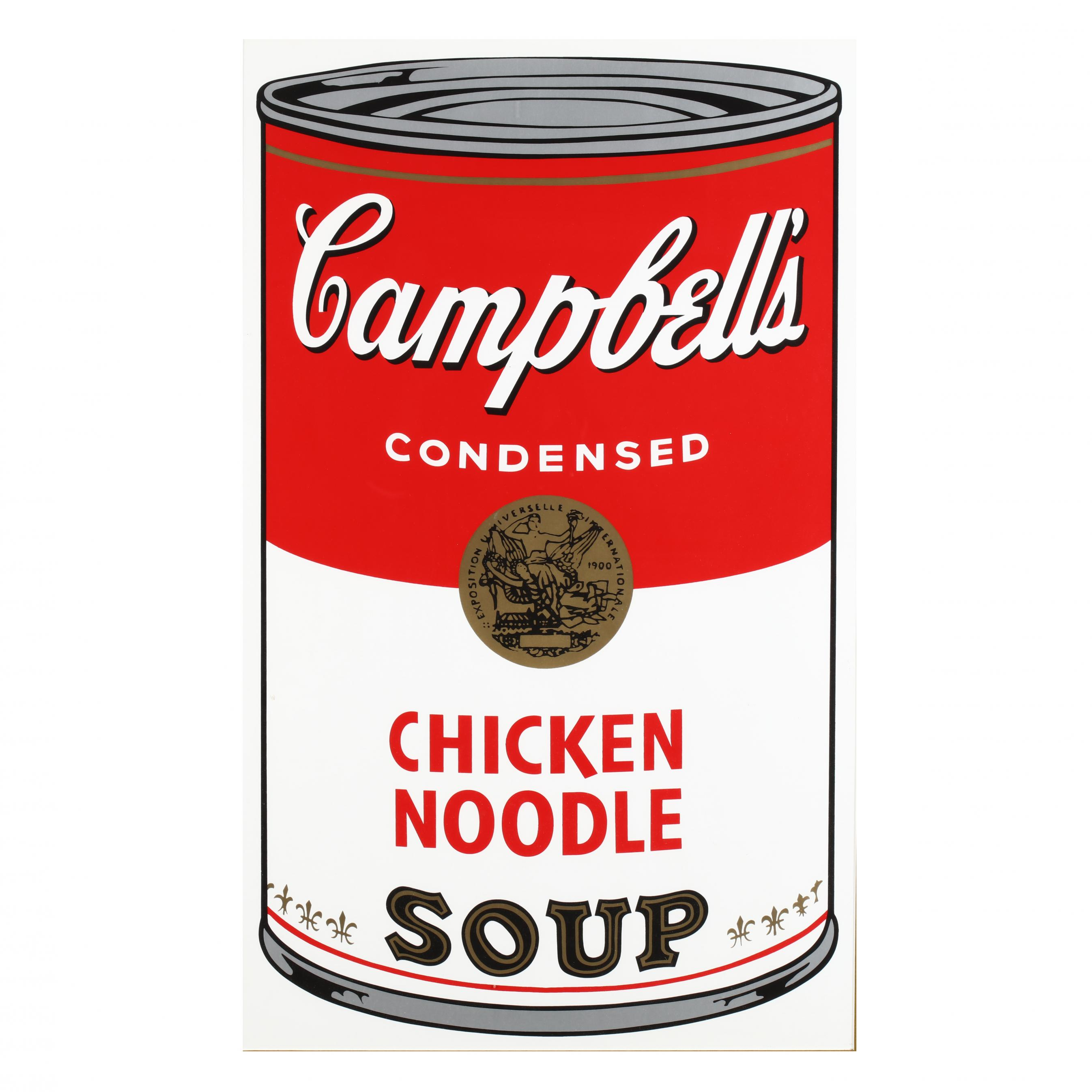 after-andy-warhol-american-1928-1987-i-campbell-s-chicken-noodle-soup-i-sunday-b-morning