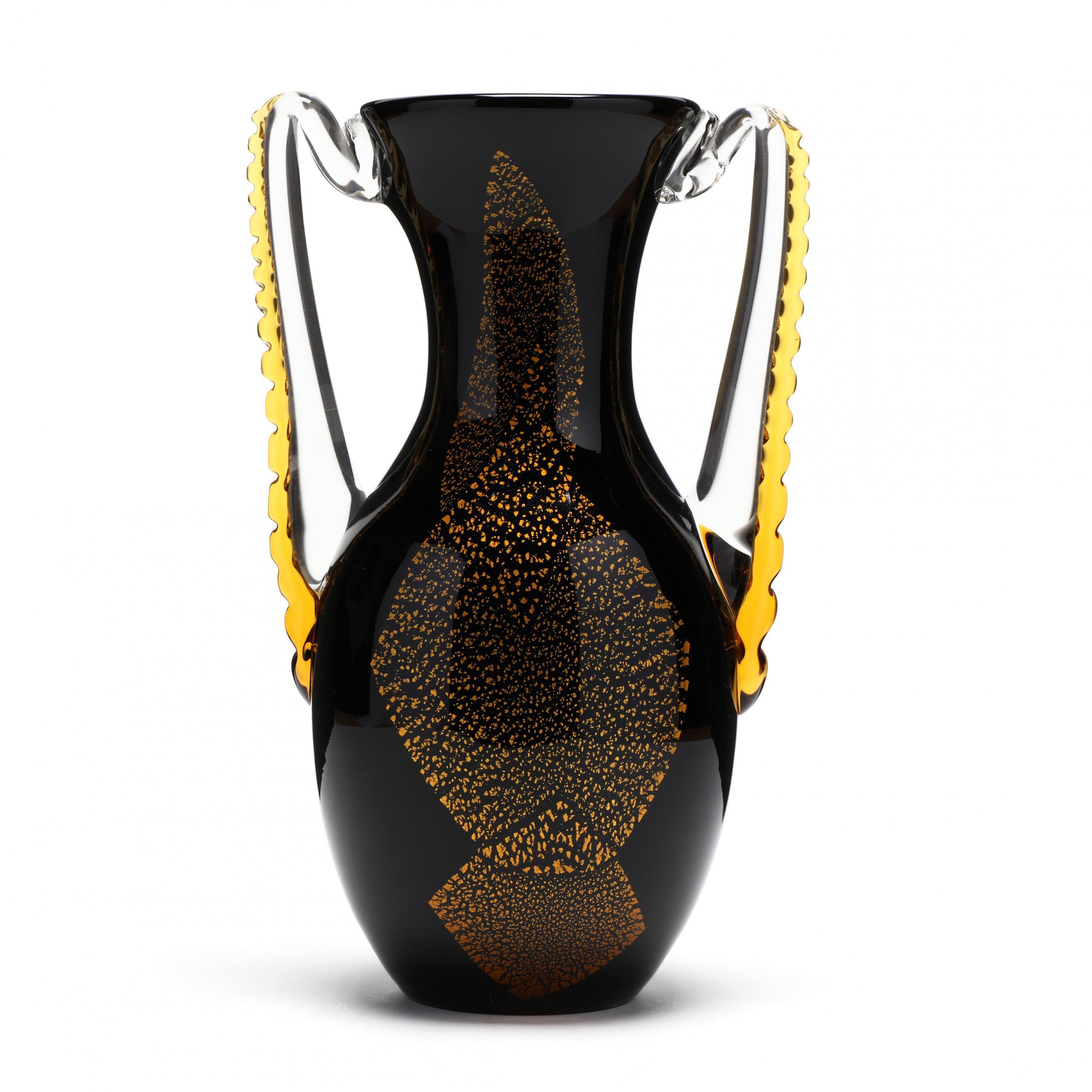 att-murano-double-handled-glass-vase