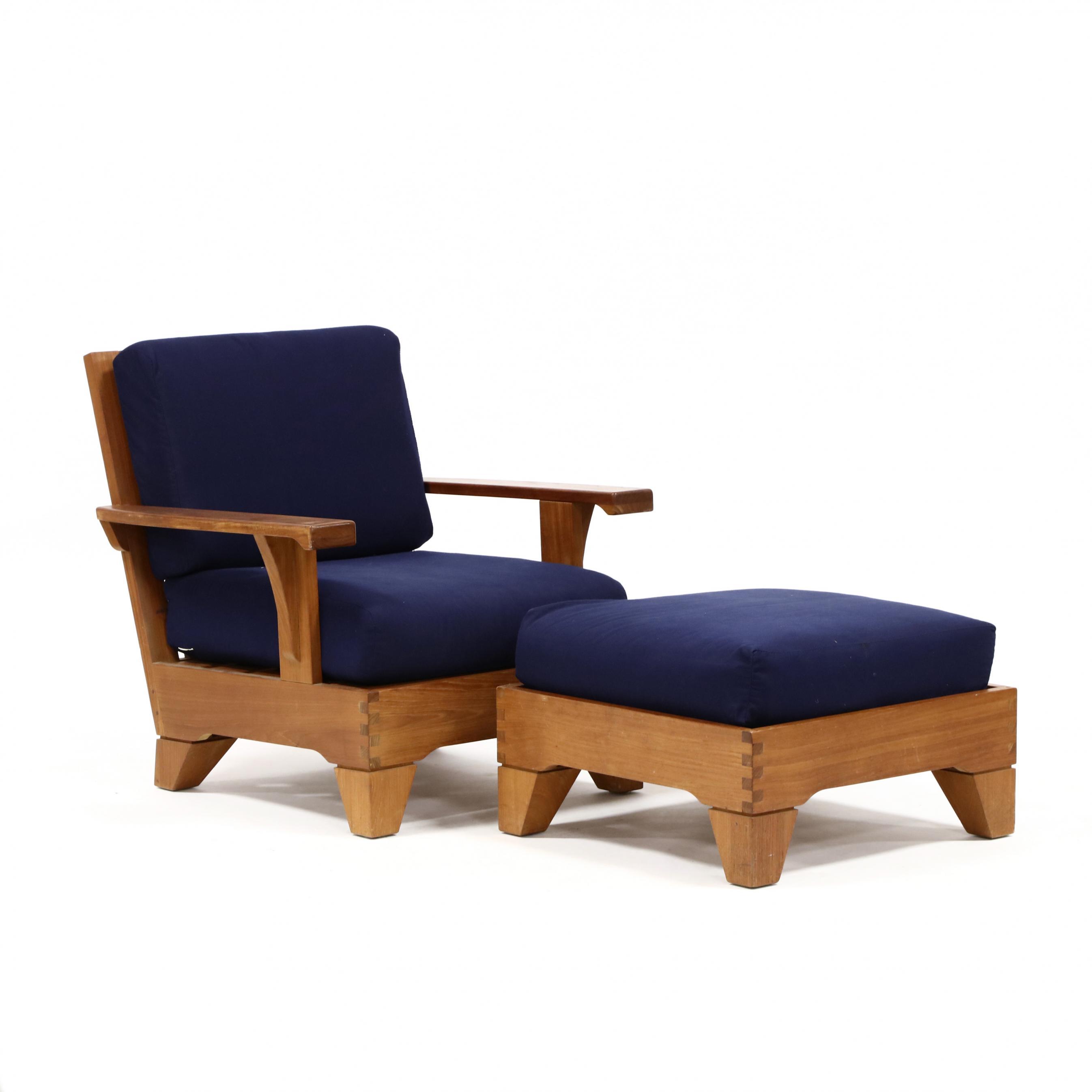 smith-hawkins-teak-chair-and-ottoman