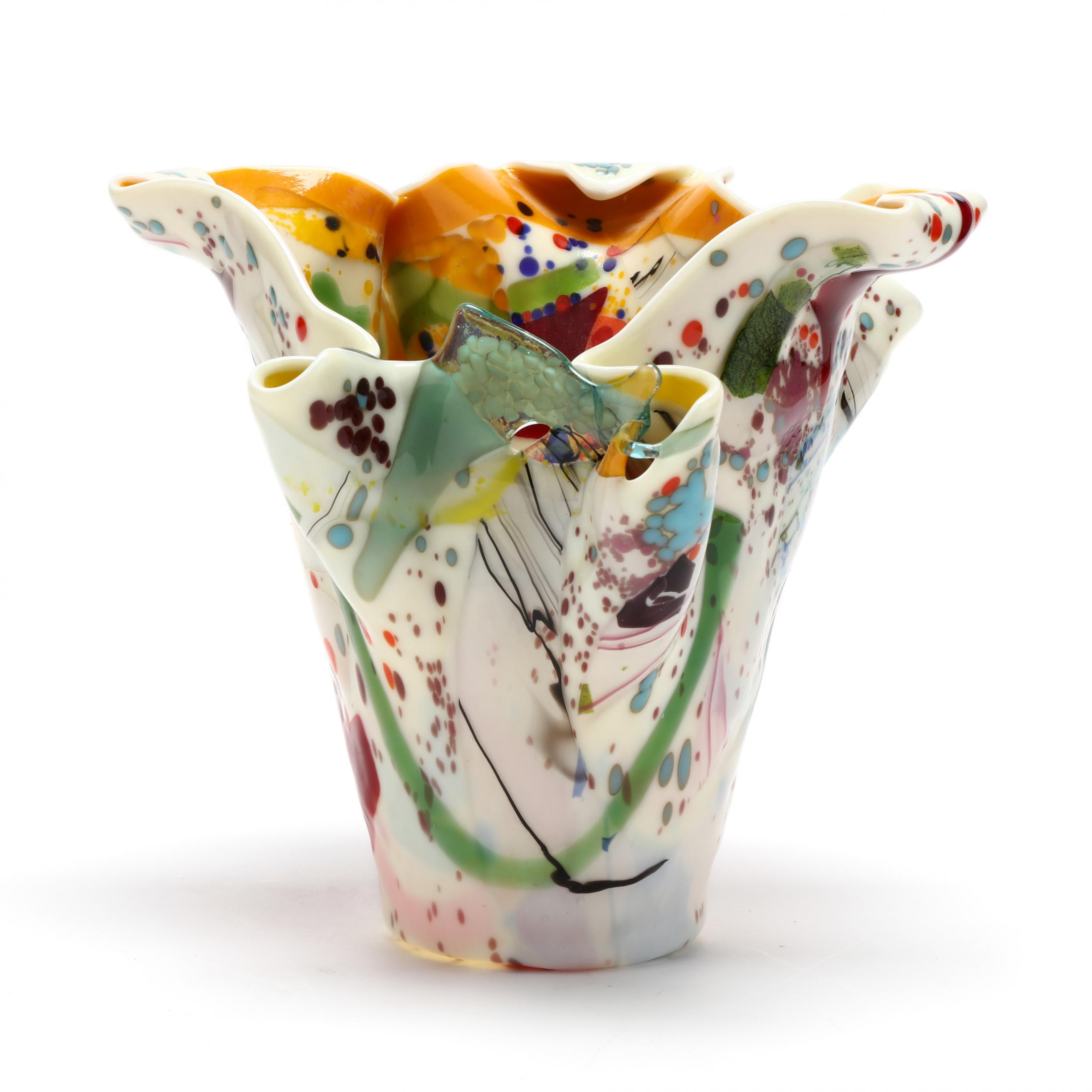 confetti-art-glass-vase