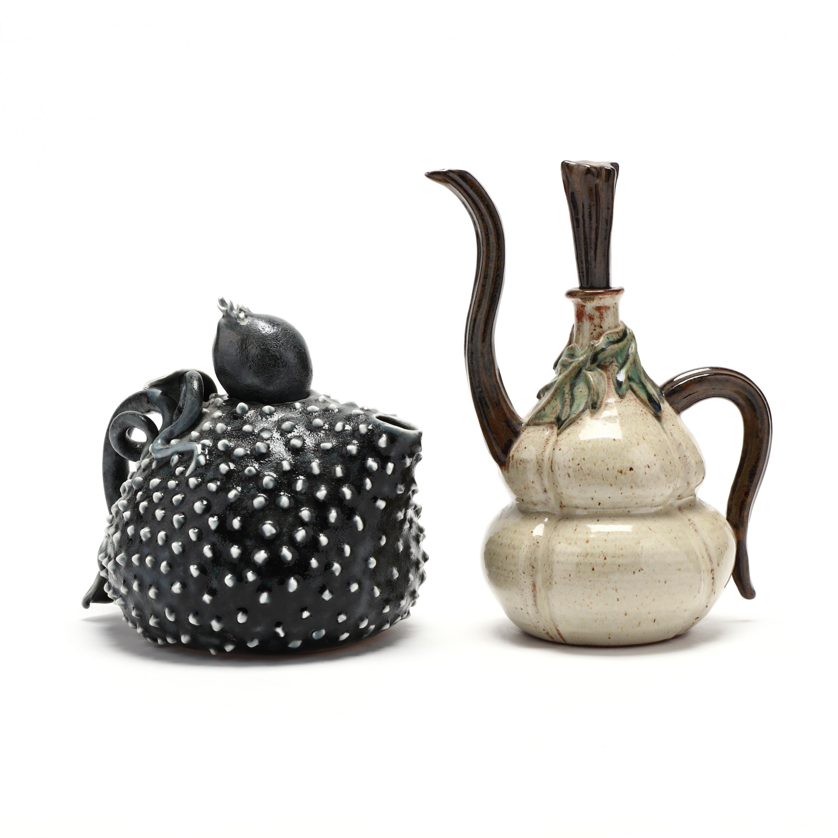 two-naturalistic-studio-pottery-teapots