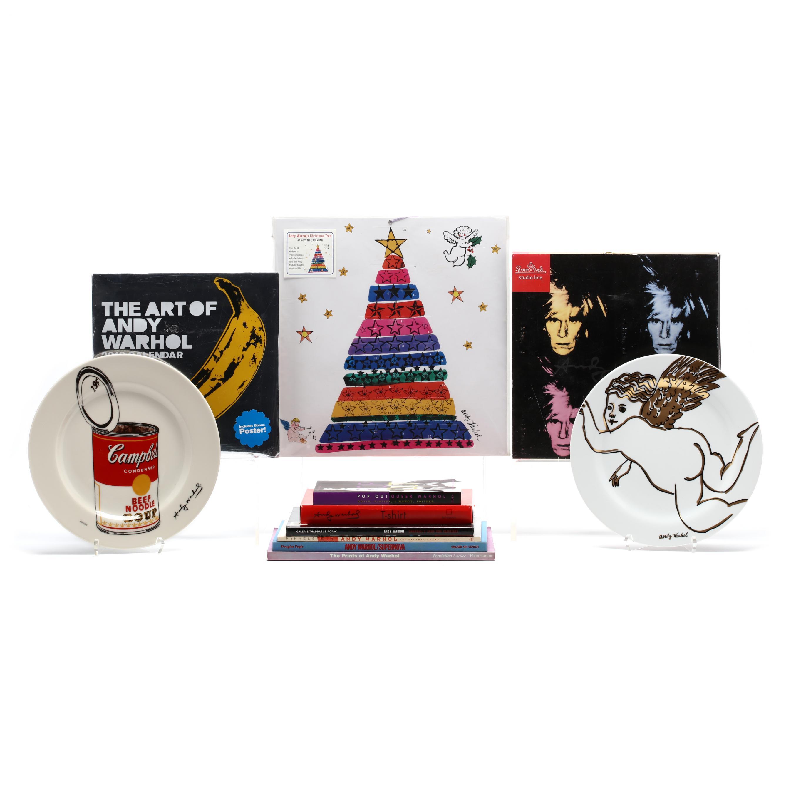 andy-warhol-memorabilia-grouping
