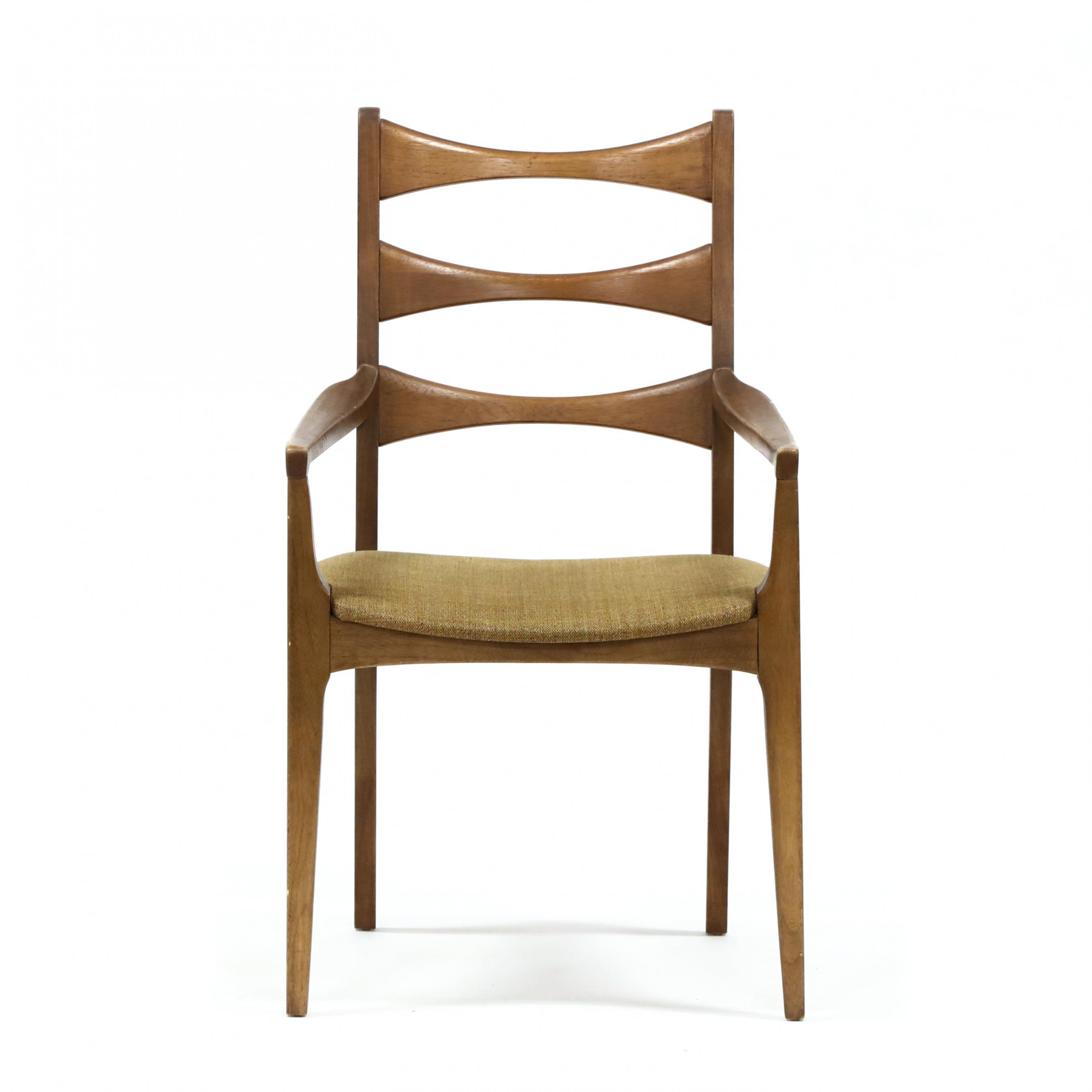 lane-mid-century-walnut-arm-chair