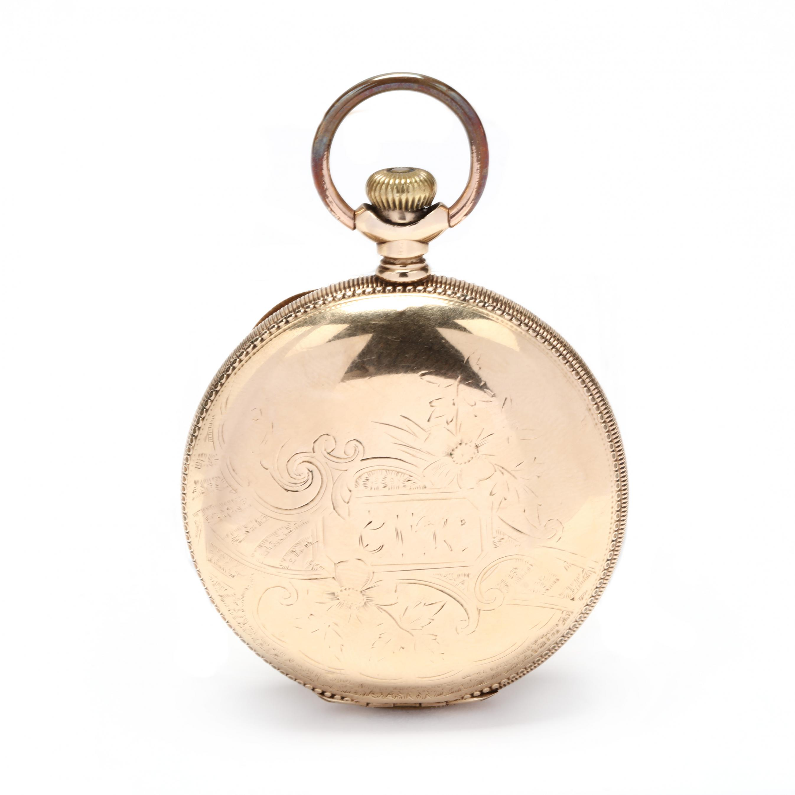 antique-gold-filled-hunter-case-pocket-watch-illinois-watch-company