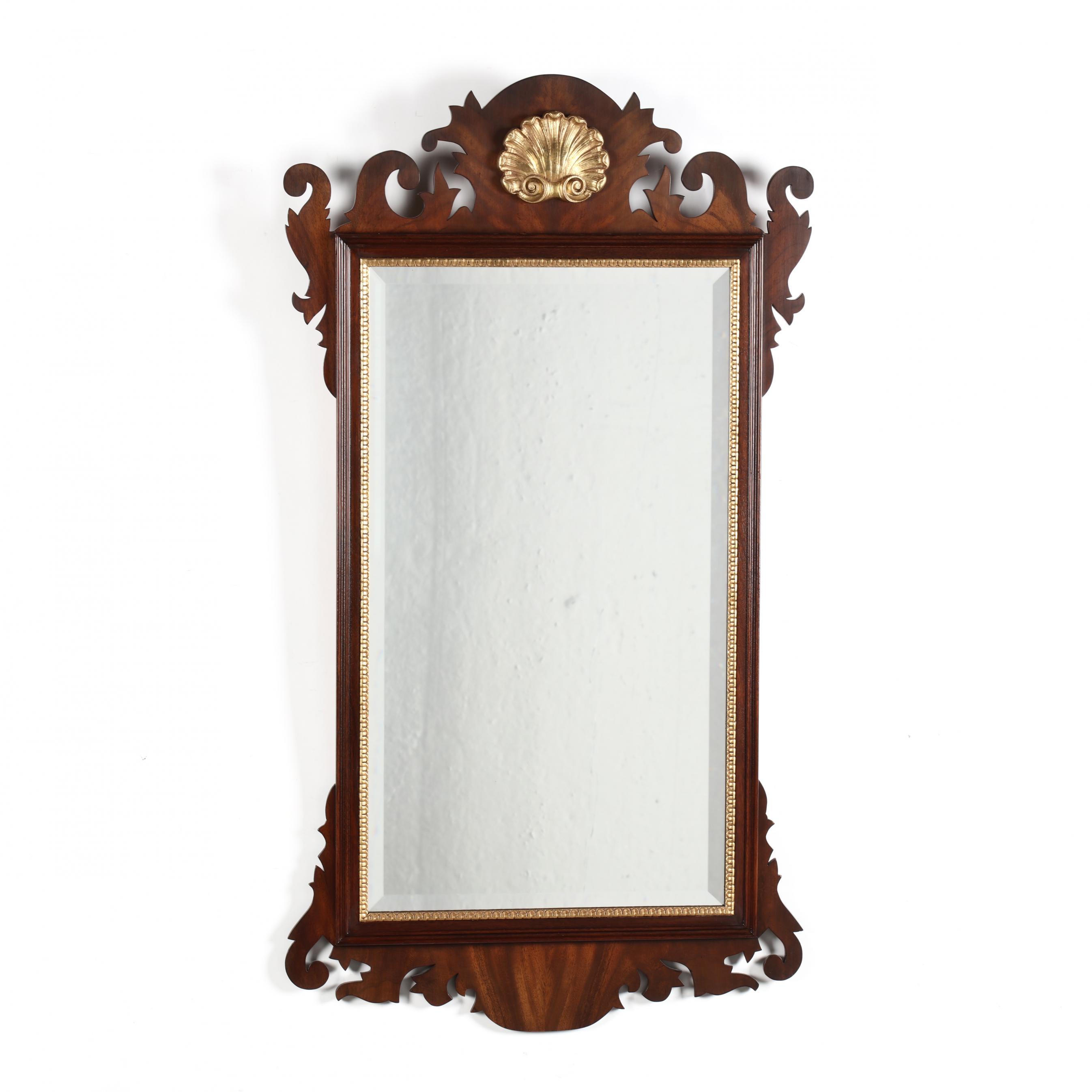 henkel-harris-chippendale-style-mahogany-mirror
