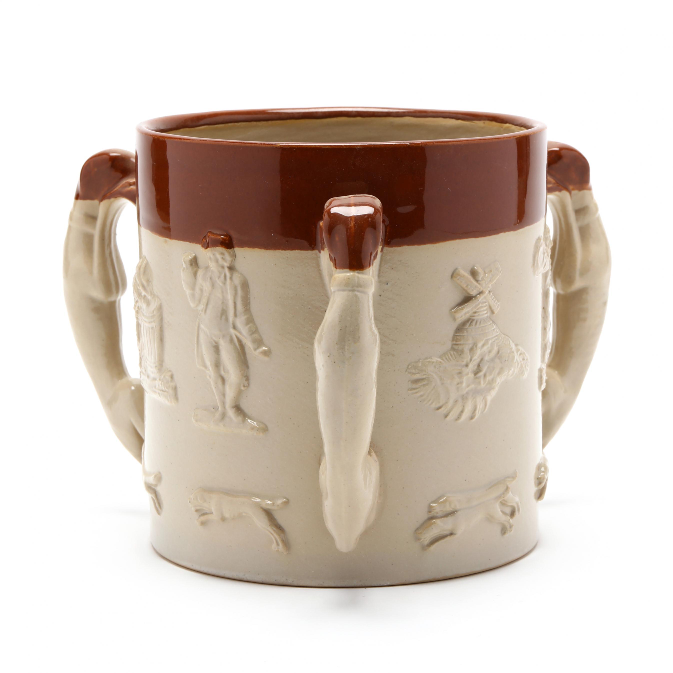 english-stoneware-tankard-or-tyg-cup