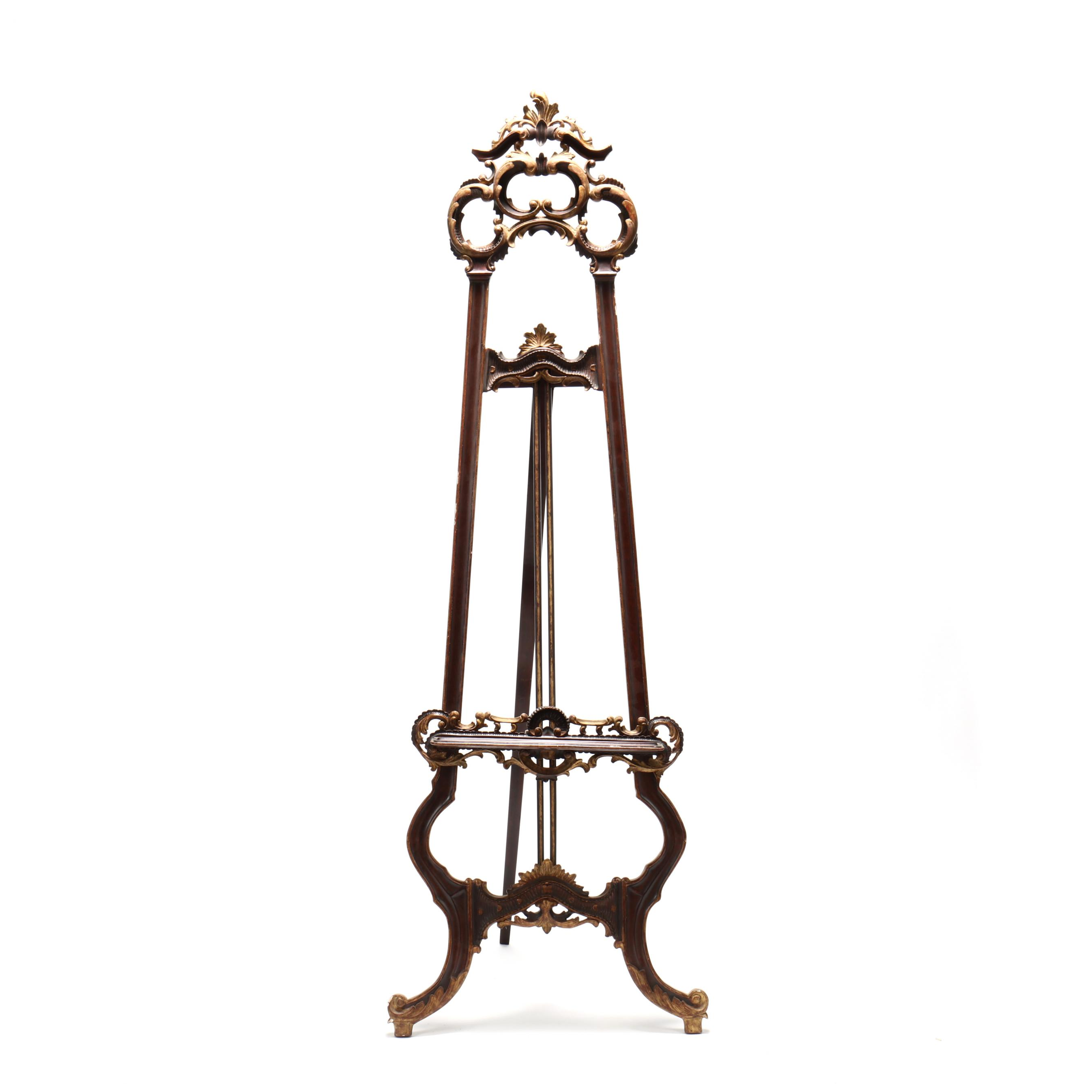 french-rococo-style-carved-and-gilt-easel