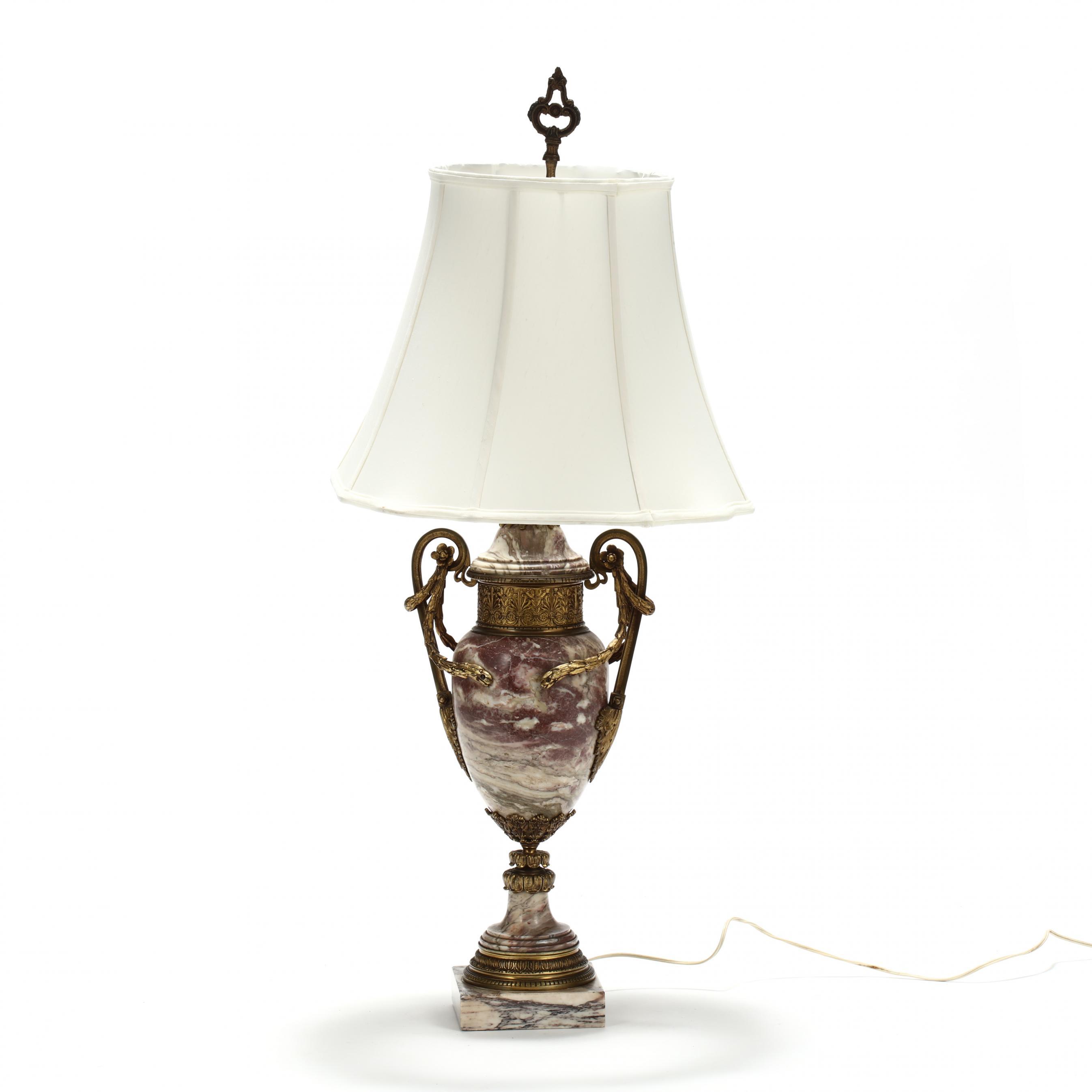 large-antique-ormolu-mounted-table-lamp
