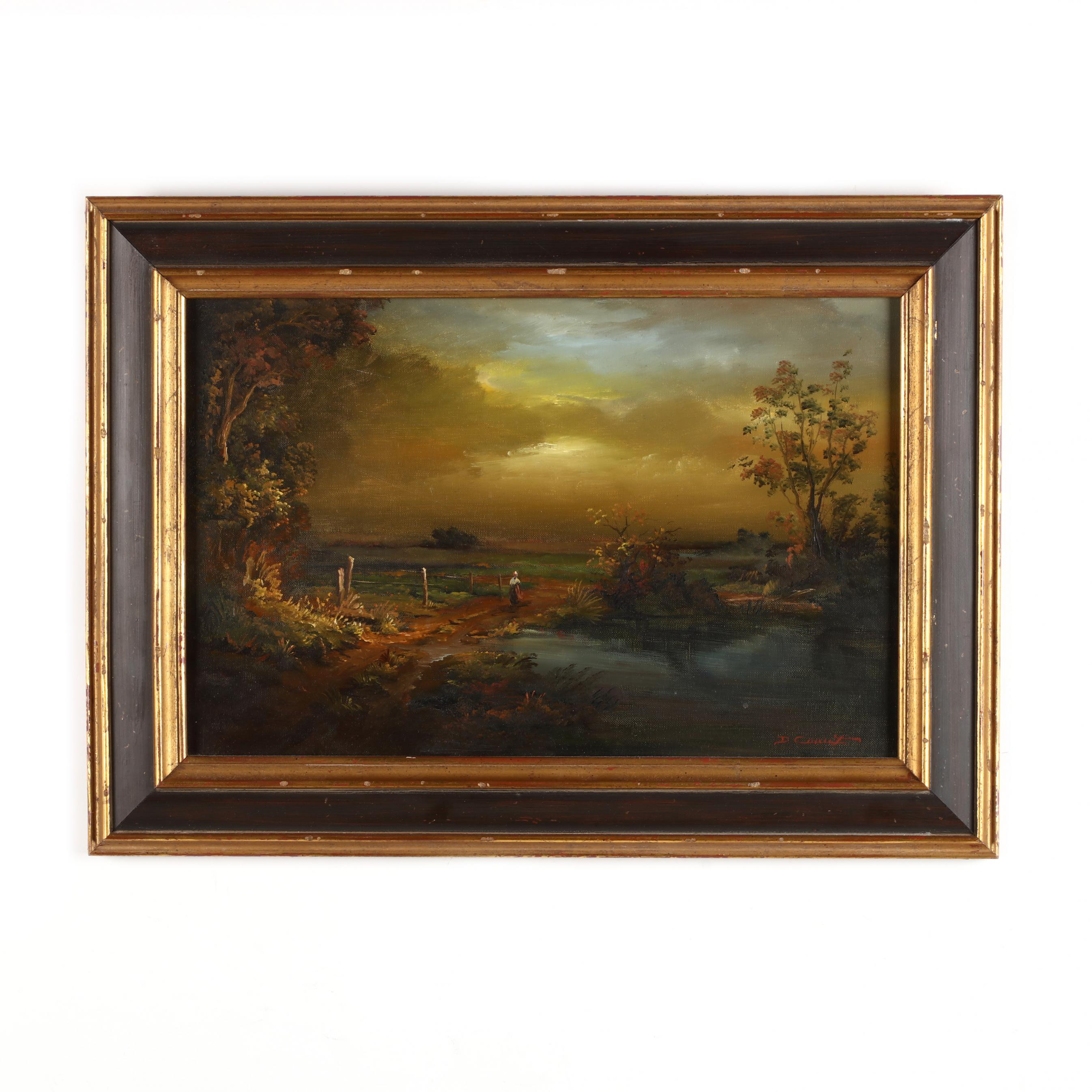 contemporary-continental-school-landscape-painting