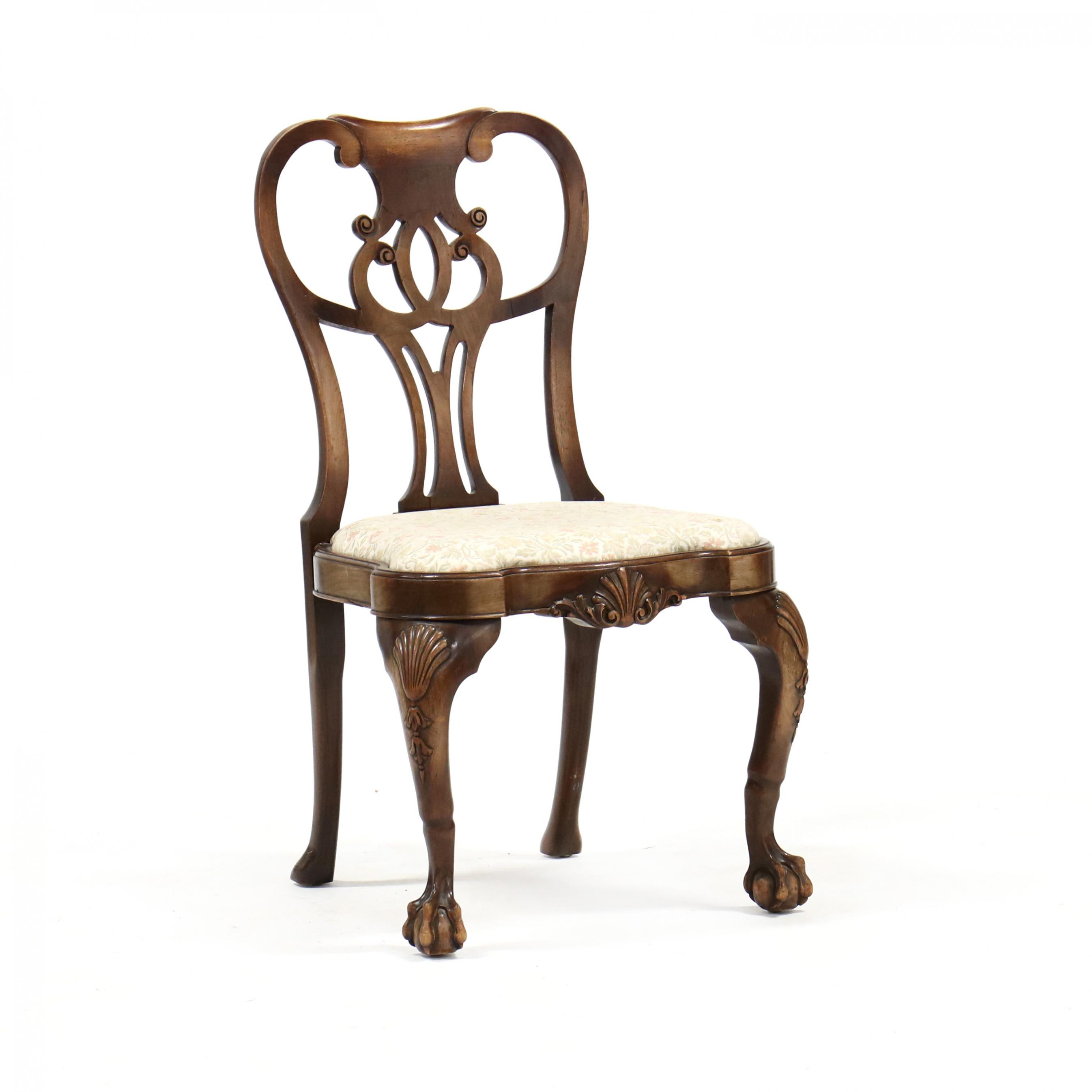 irish-chippendale-style-mahogany-side-chair
