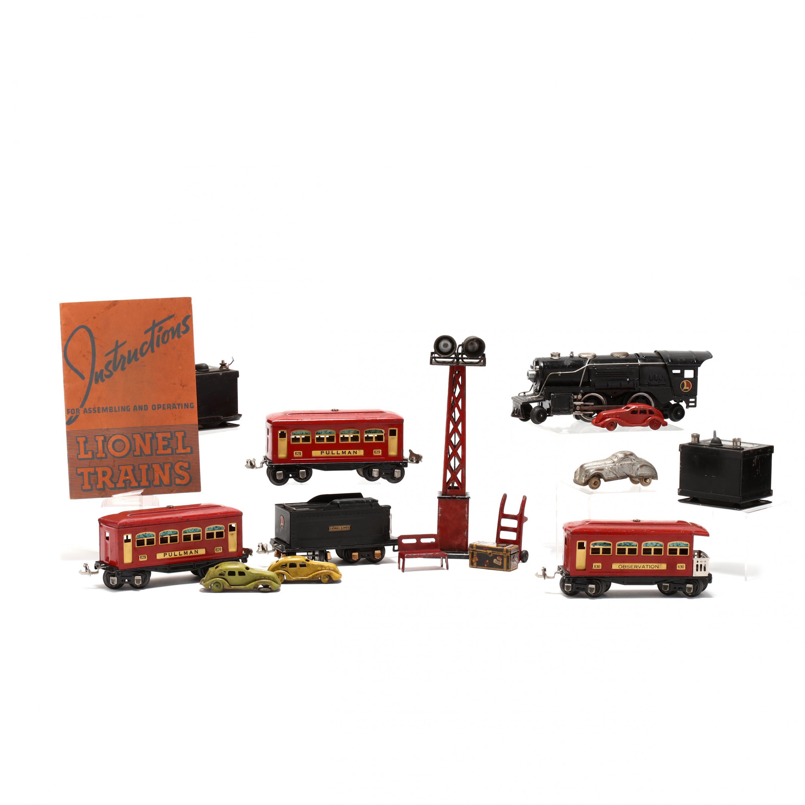 lionel-train-set-in-box-o-gauge-1930s