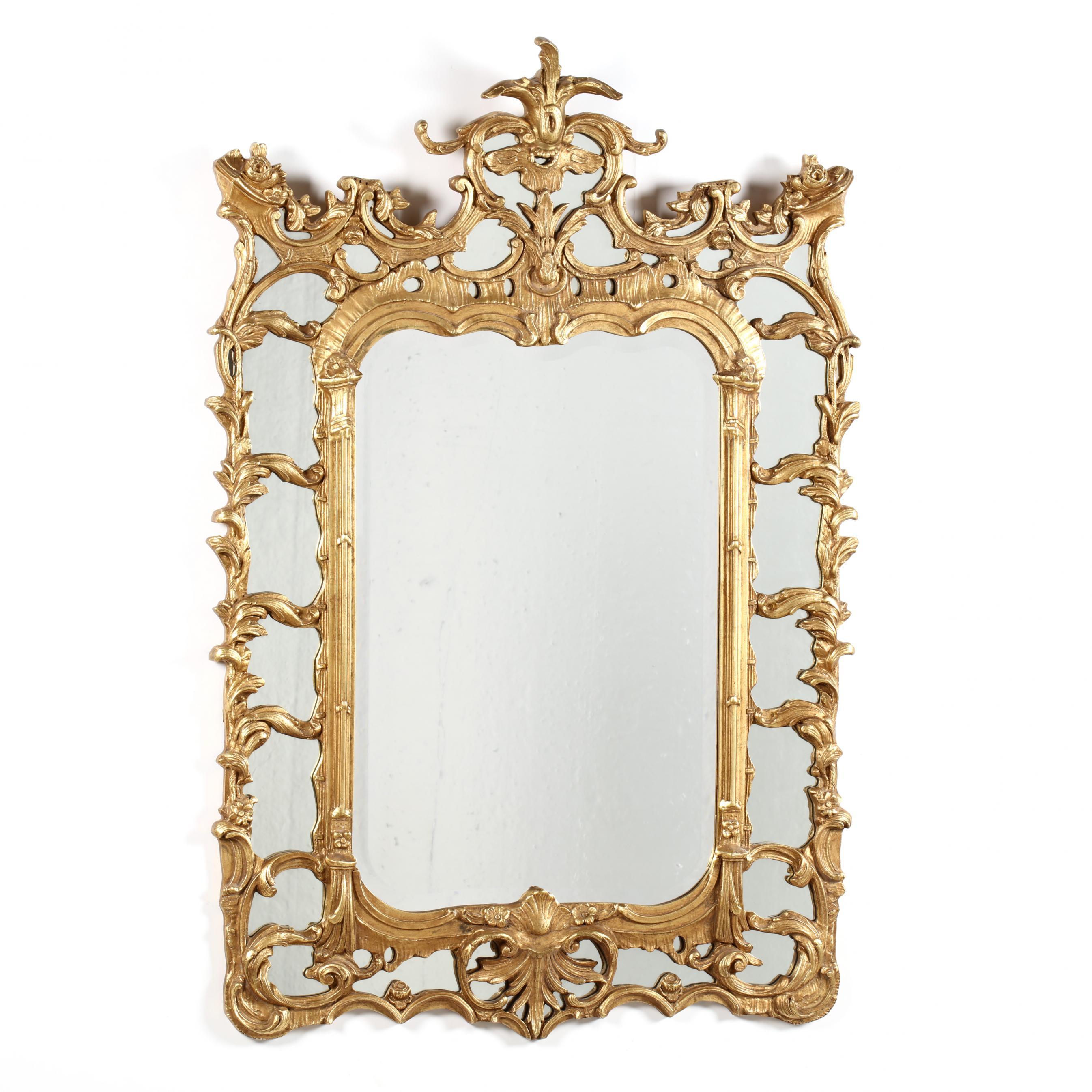 friedman-bros-italian-rococo-style-gilt-mirror