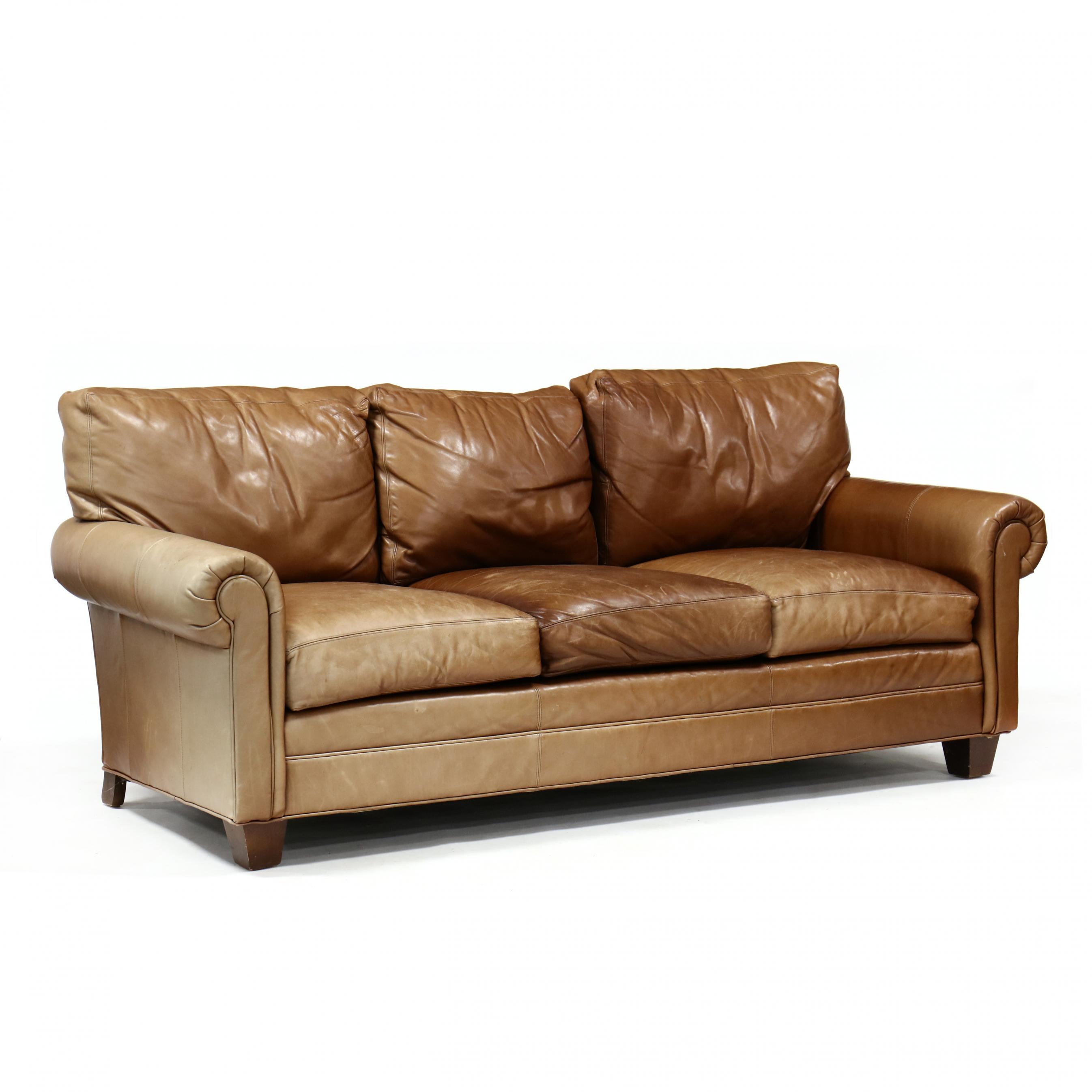 miles-talbott-contemporary-leather-sofa