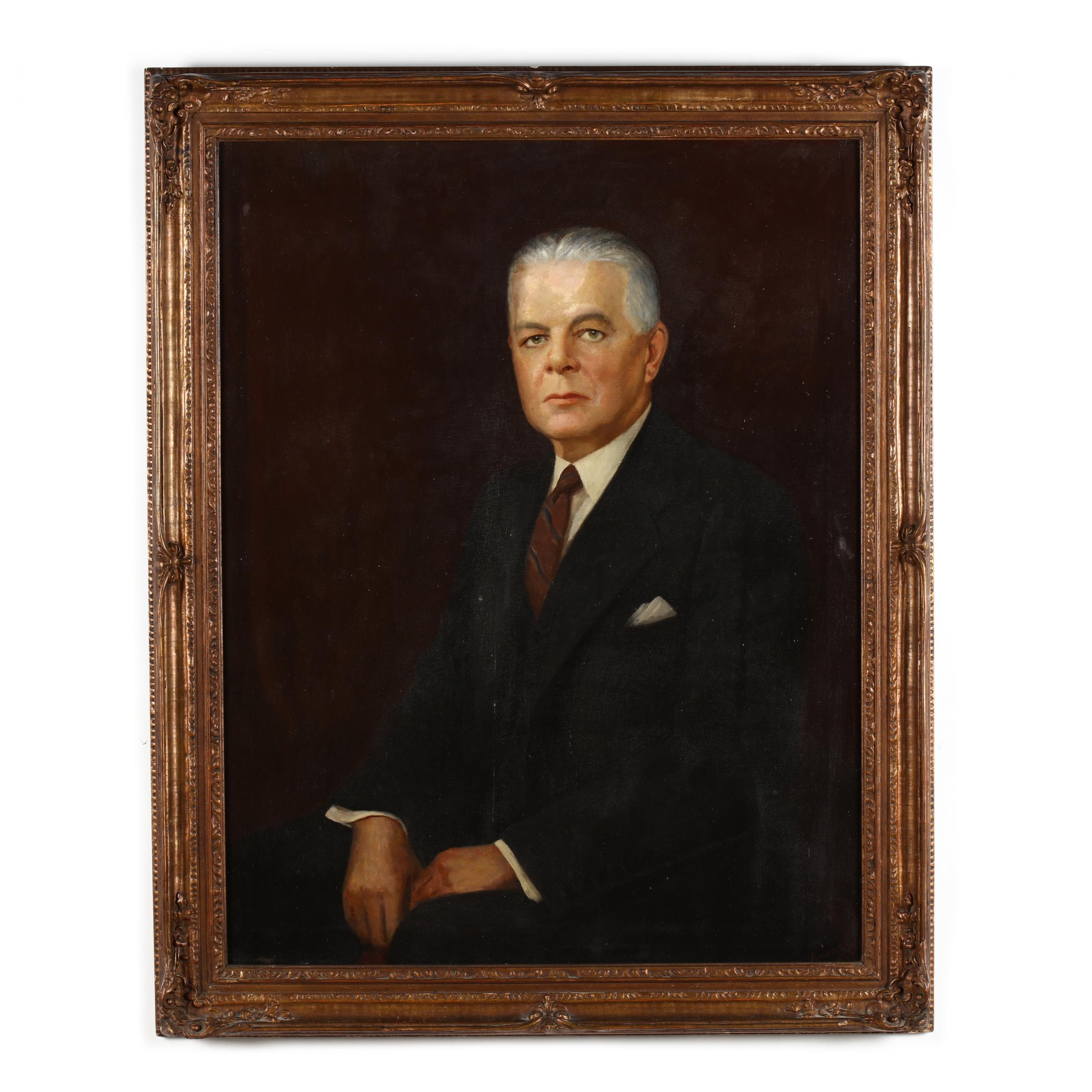 augustus-may-american-20th-century-portrait-of-a-businessman