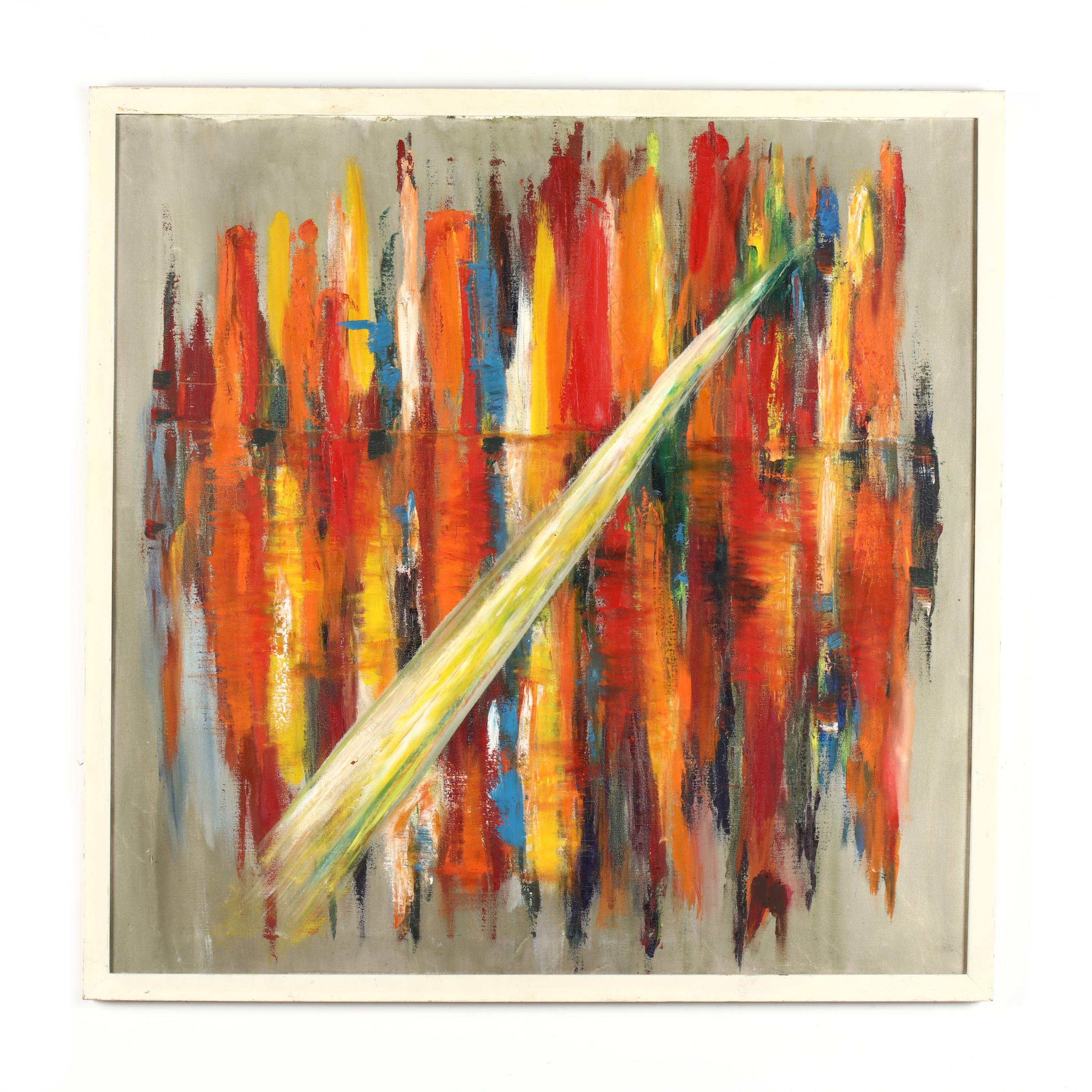 mid-century-abstract-painting-by-isabell-keely