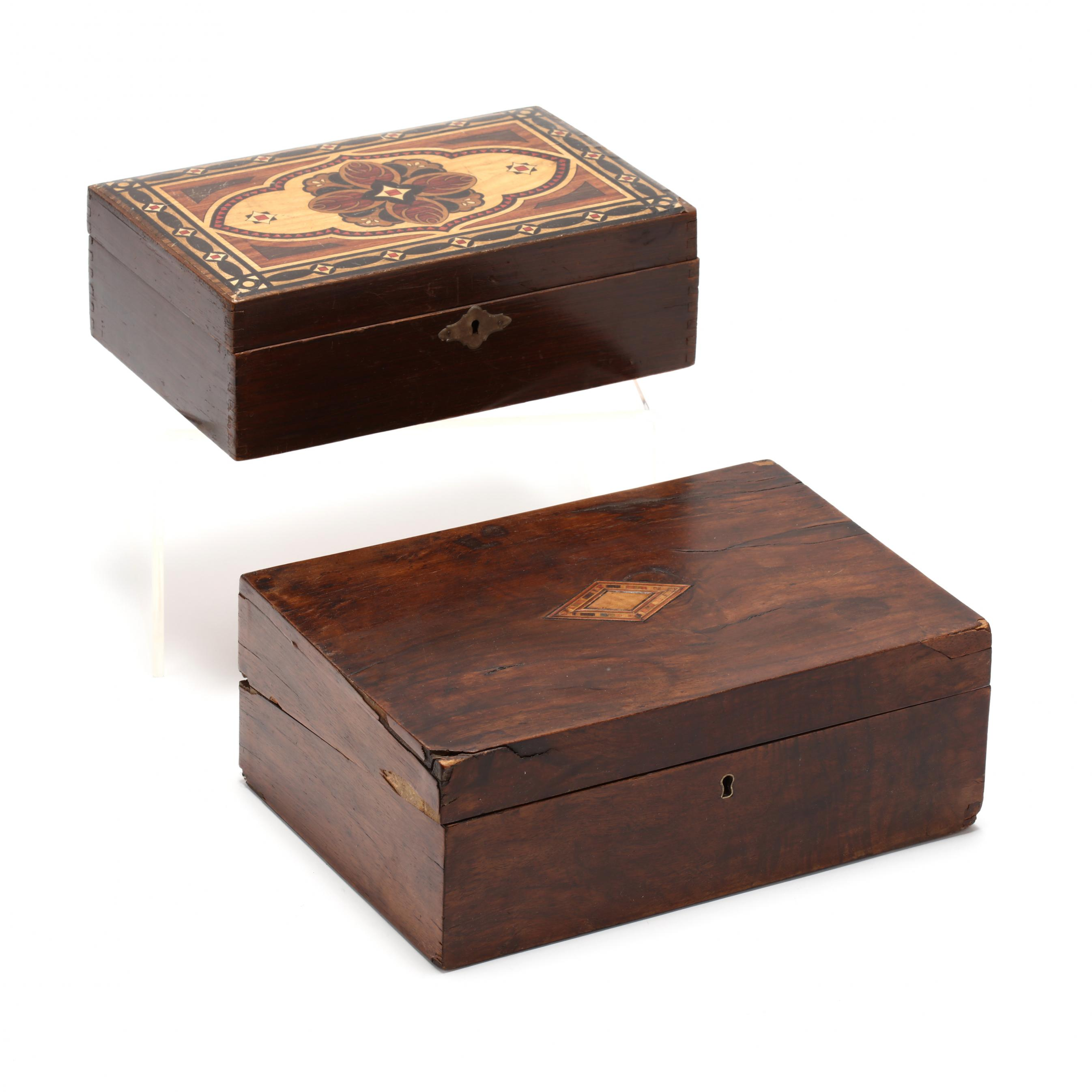 two-antique-decorated-boxes