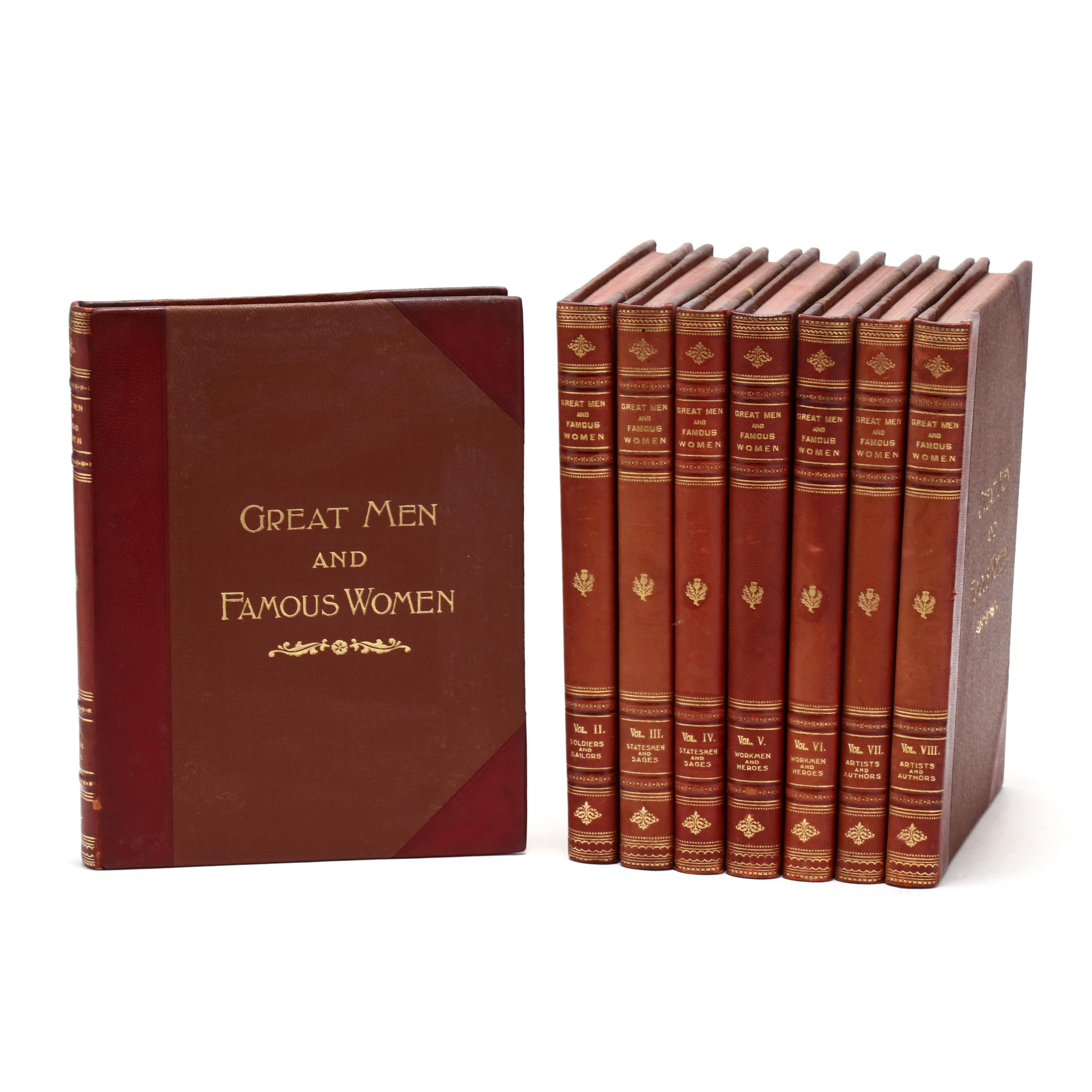 eight-volumes-of-i-great-men-and-famous-women-i