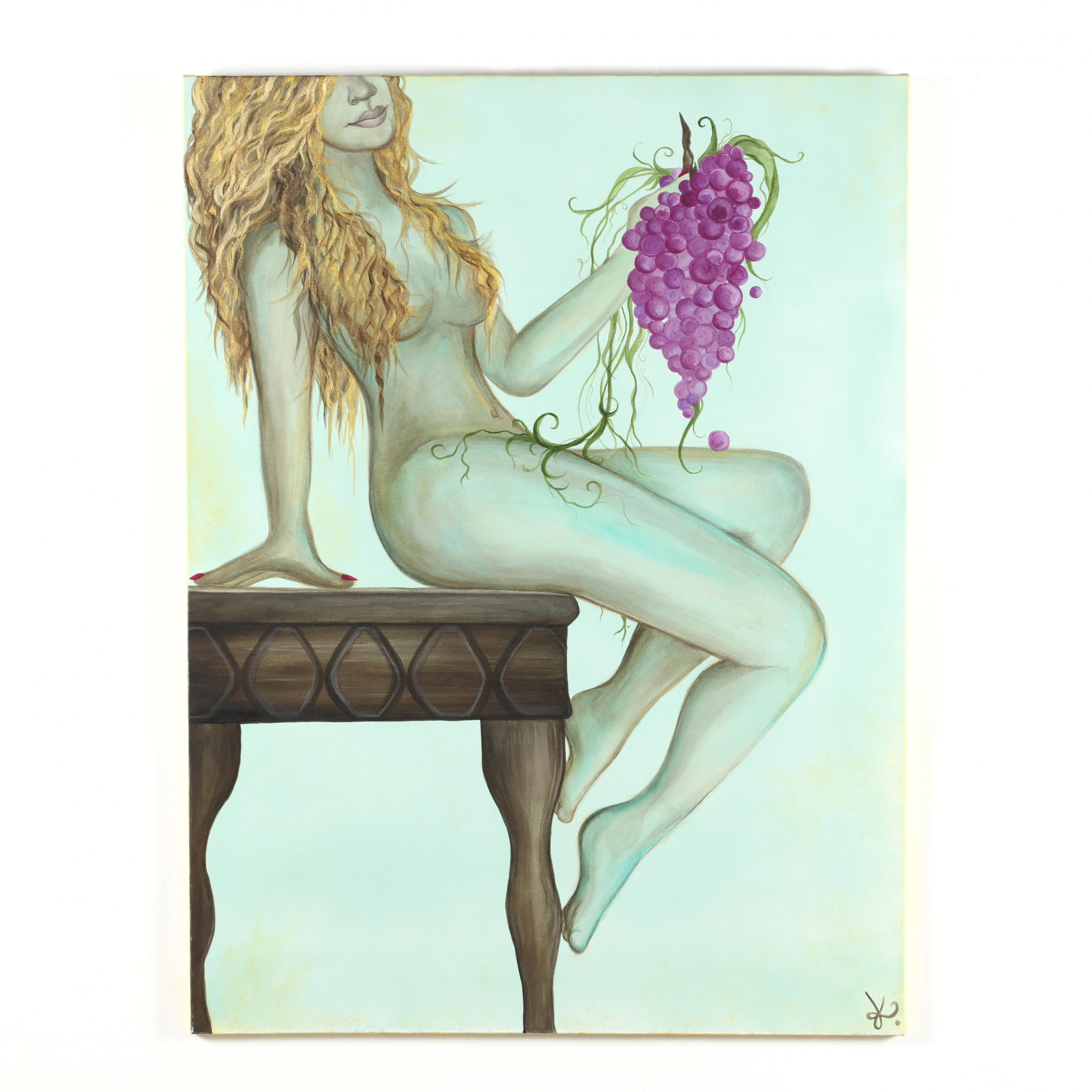 kelsey-lundquist-nc-study-of-woman-with-grapes