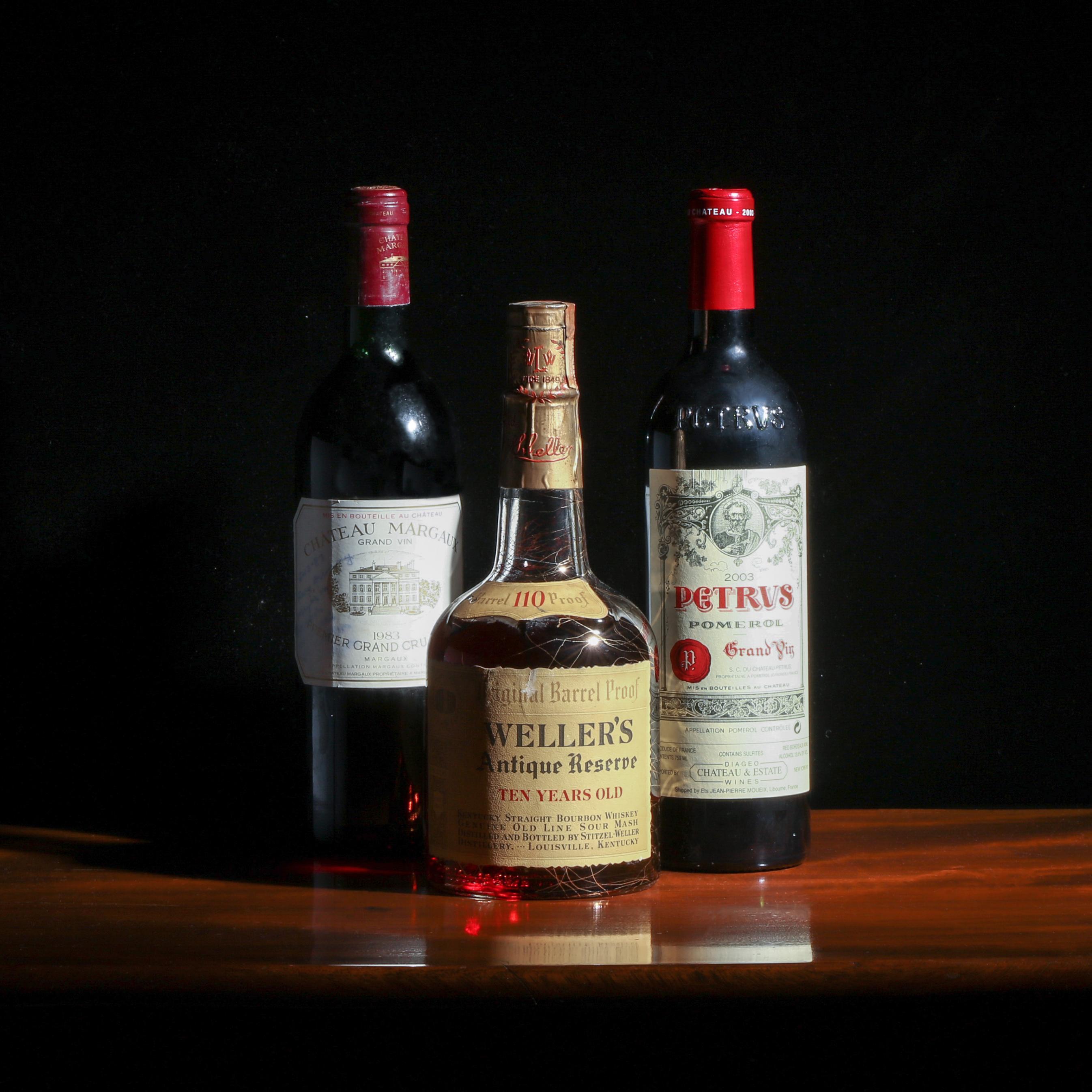 Fine Wine & Whisky