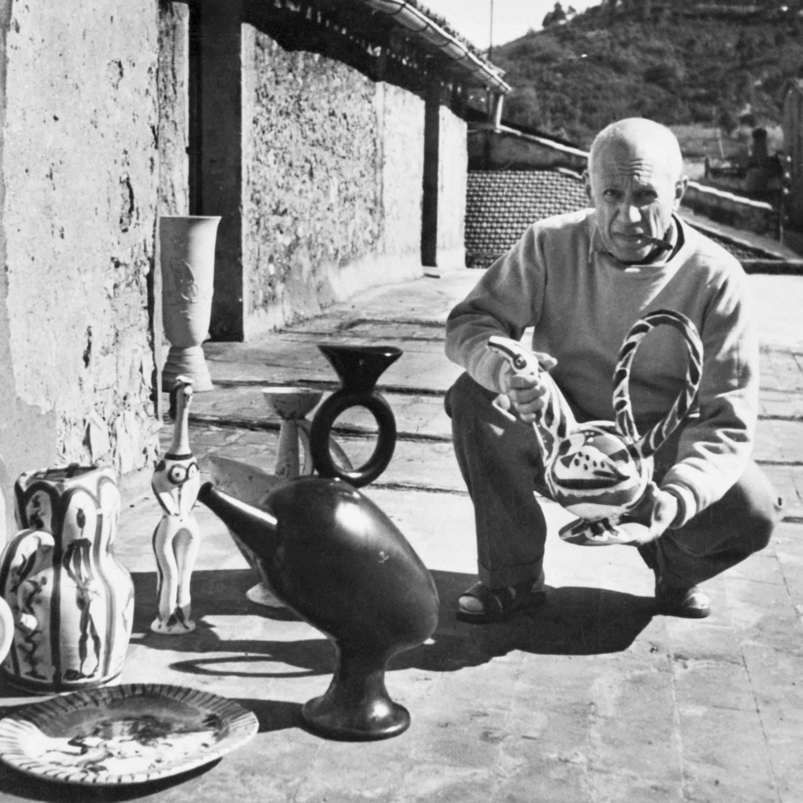 Ceramics: Picasso's Other Art Form