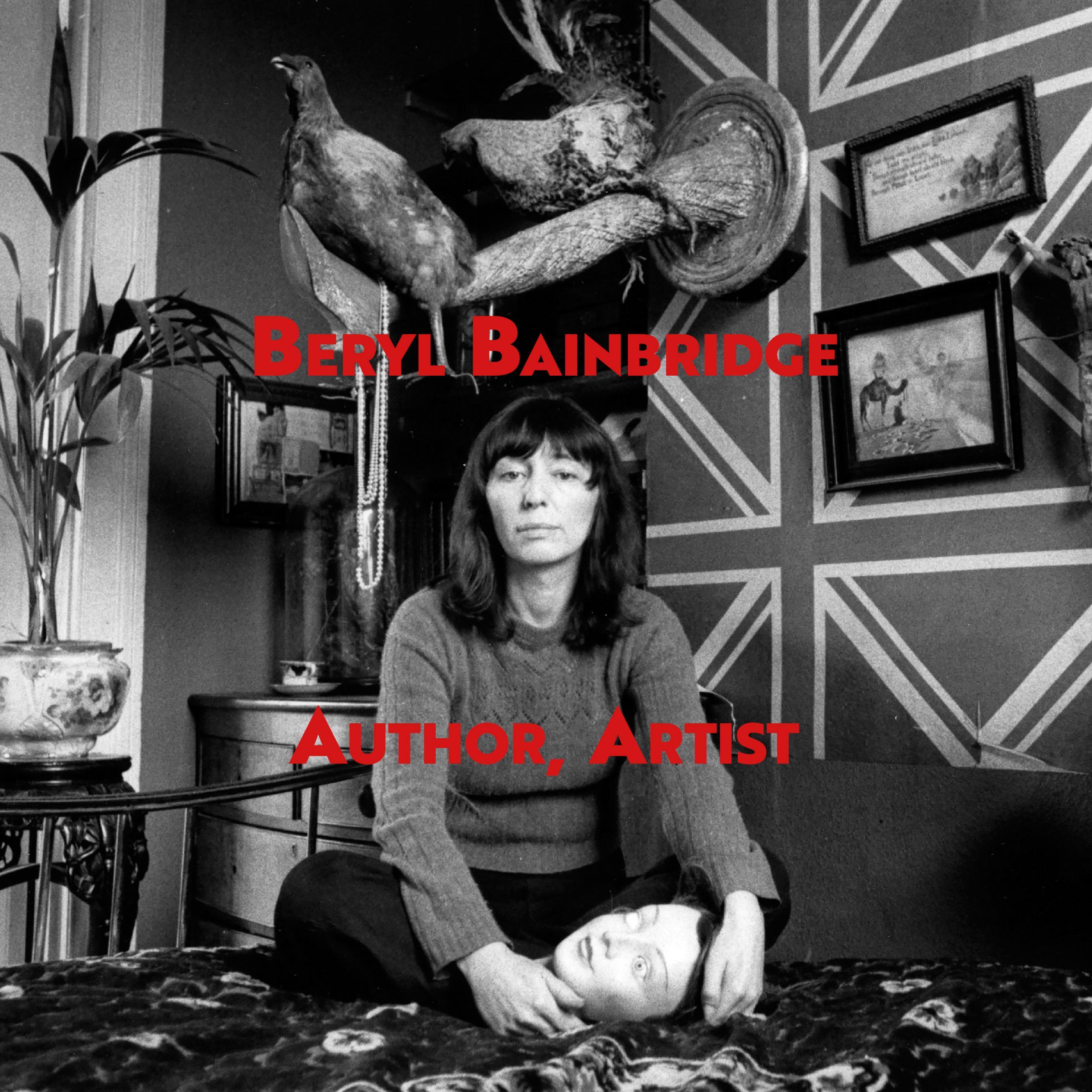 beryl-bainbridge-author-artist