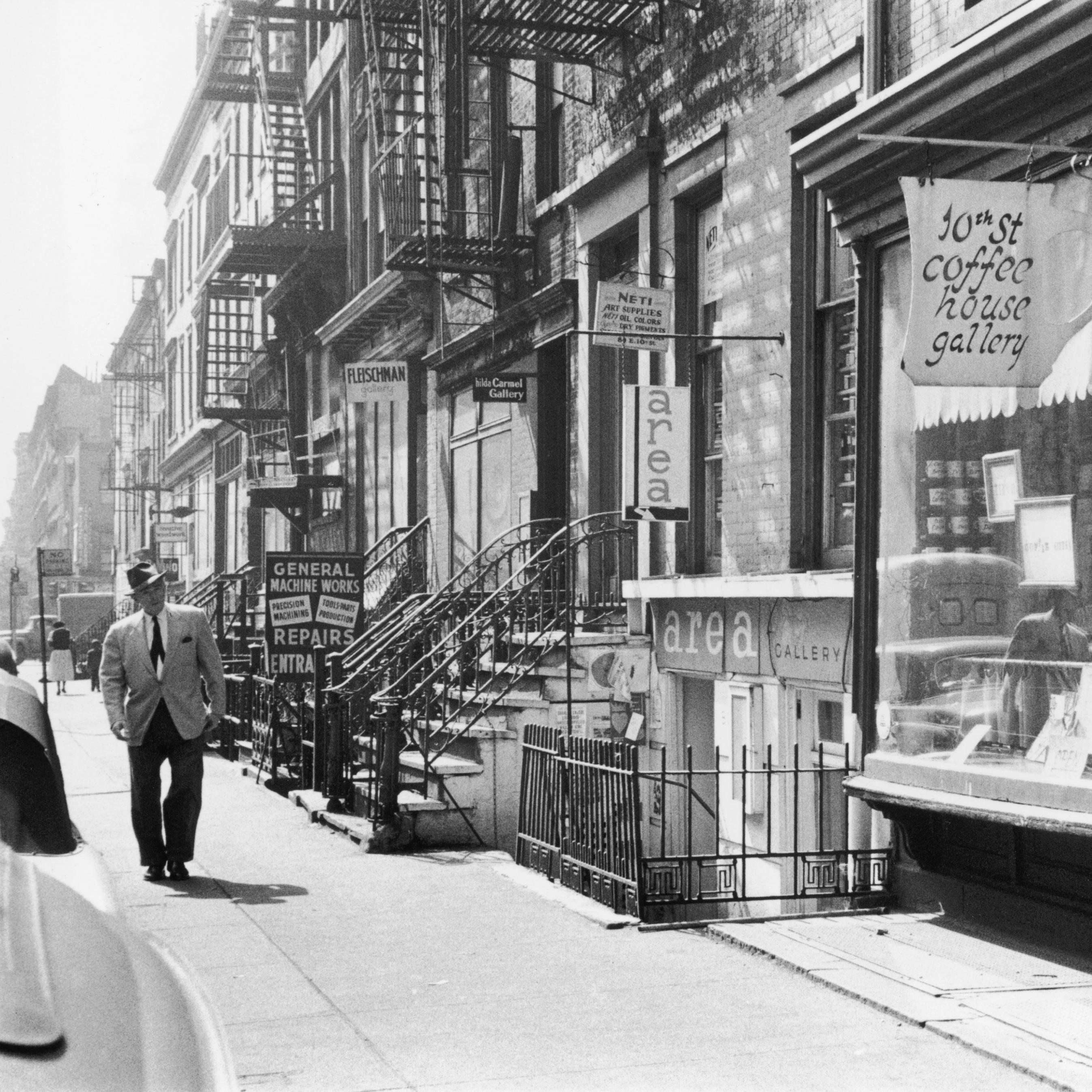 New York's First Artists' Cooperatives