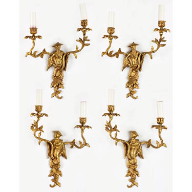 set-of-four-gilt-chinoiserie-wall-sconces