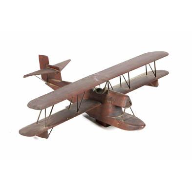 wind-tunnel-model-of-loening-oa-10-flying-boat
