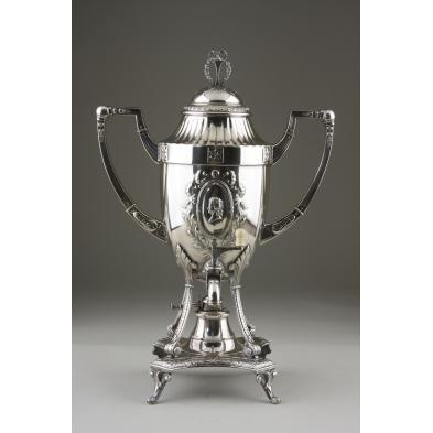 neoclassical-style-silverplate-hot-water-urn