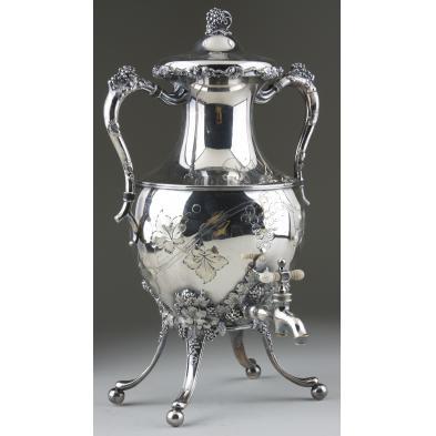 victorian-silverplate-hot-water-urn