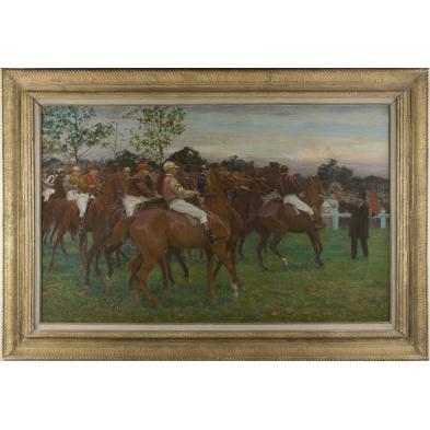 adolphe-binet-fr-1854-1897-les-alezans