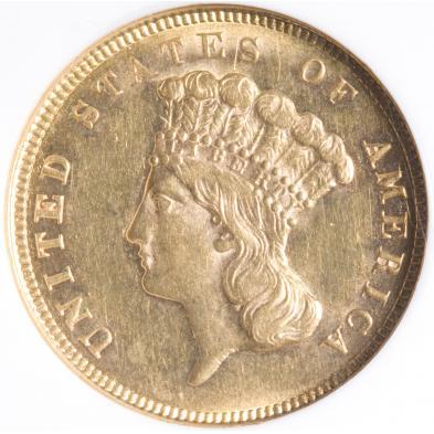 1879-indian-princess-3-gold-ngc-au58