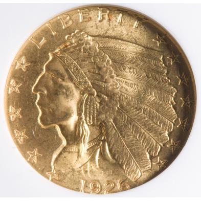 1926-2-50-indian-gold-quarter-eagle-ngc-ms65