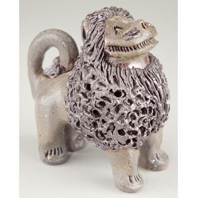 billy-ray-hussey-lion-nc-folk-pottery