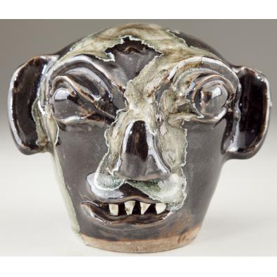 burlon-craig-face-wig-stand-nc-folk-pottery